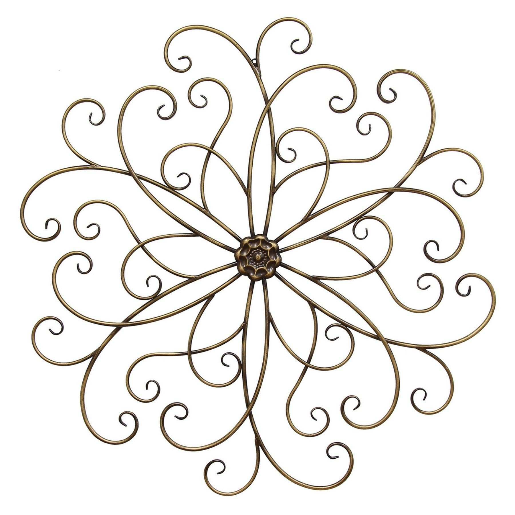 Stratton Home Classic Medallion Wall Sculpture SHD0200