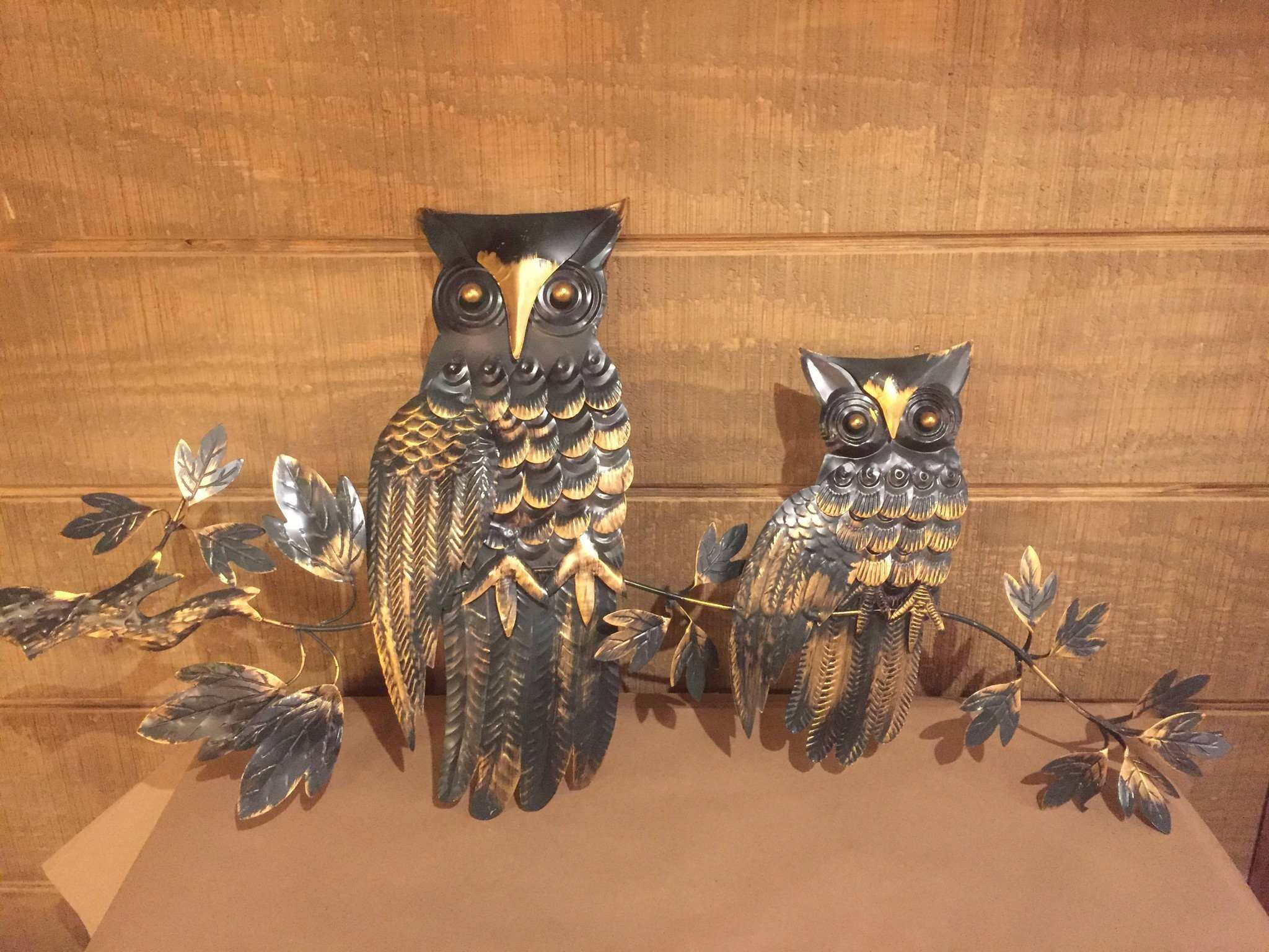 Metal Owl Wall Decor Wall Decor Ideas