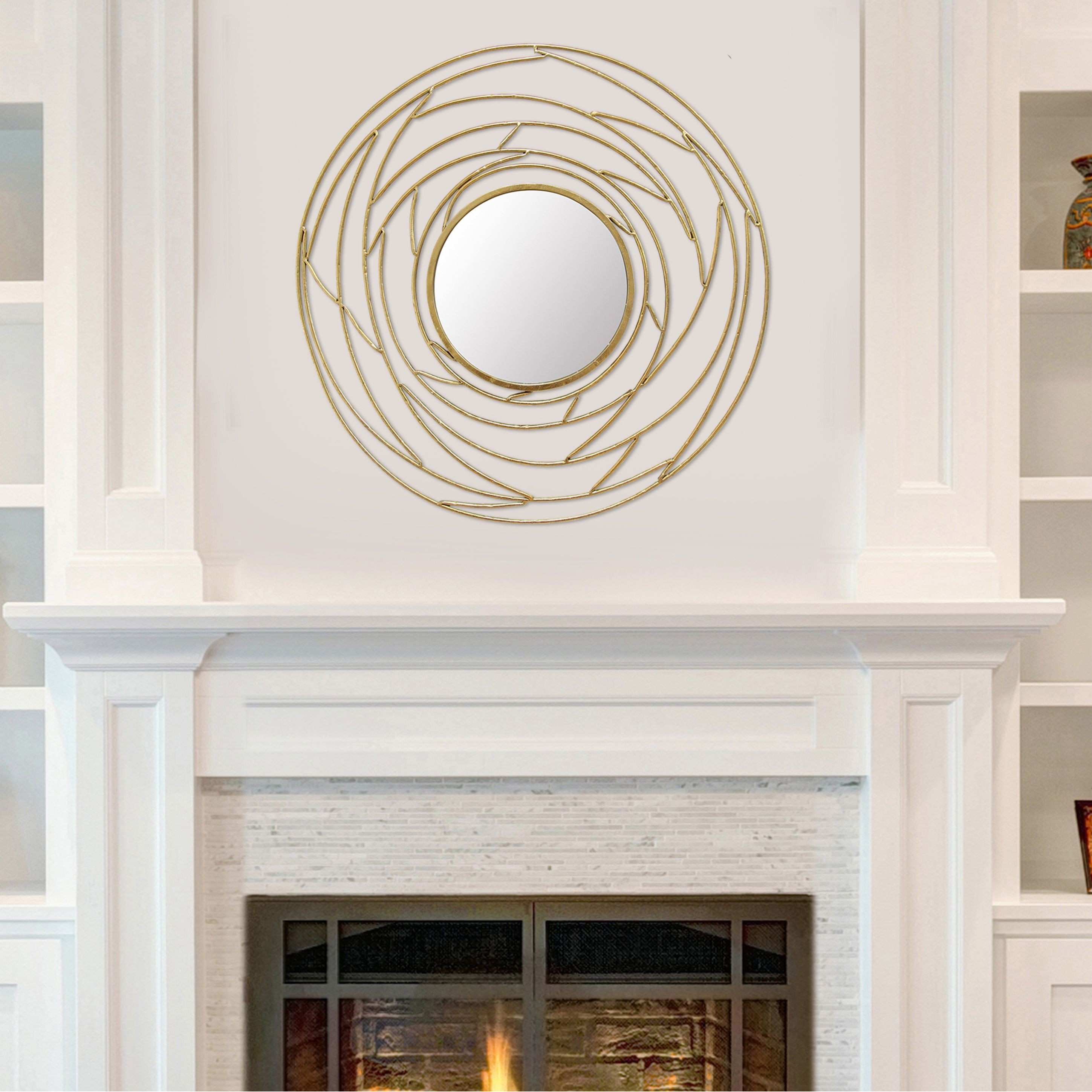 Stratton Home Wall Decor Awesome Traditional Scroll Medallion Wall