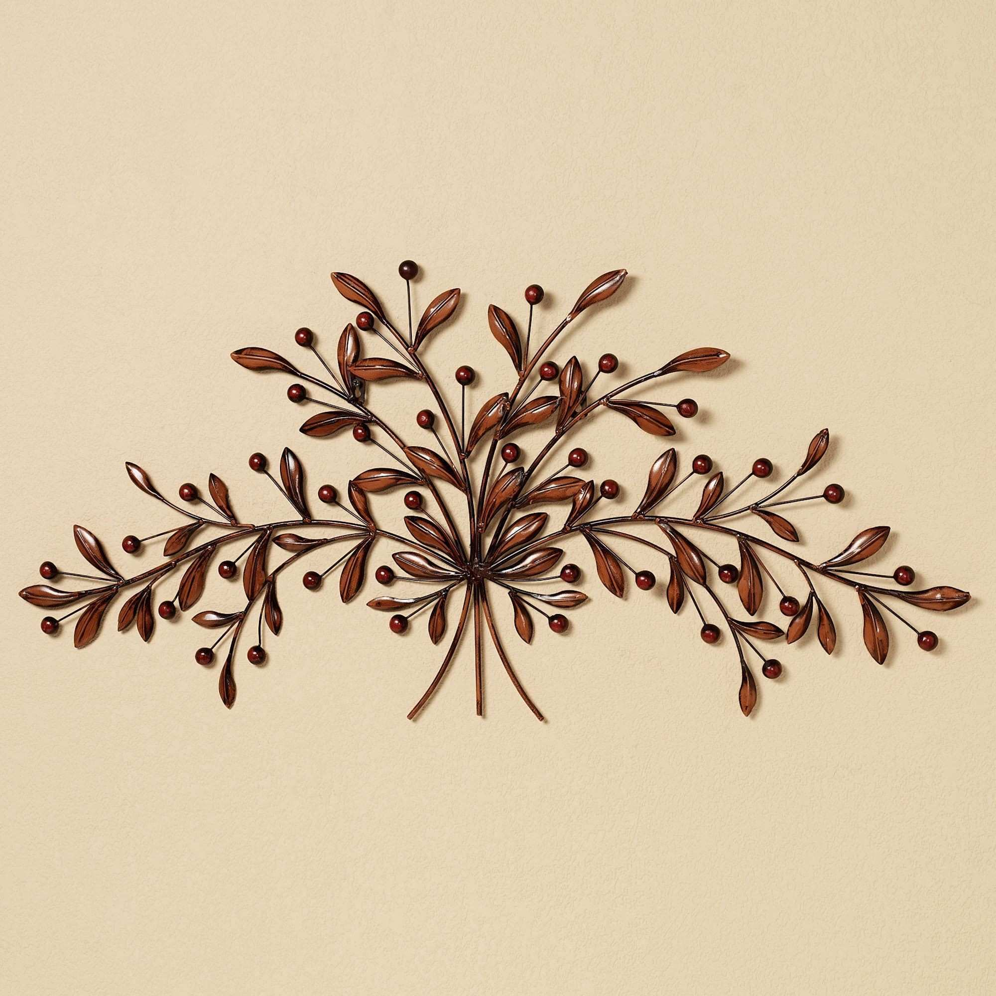 Captivating Kitchen Metal Wall Art Decor Best Picture