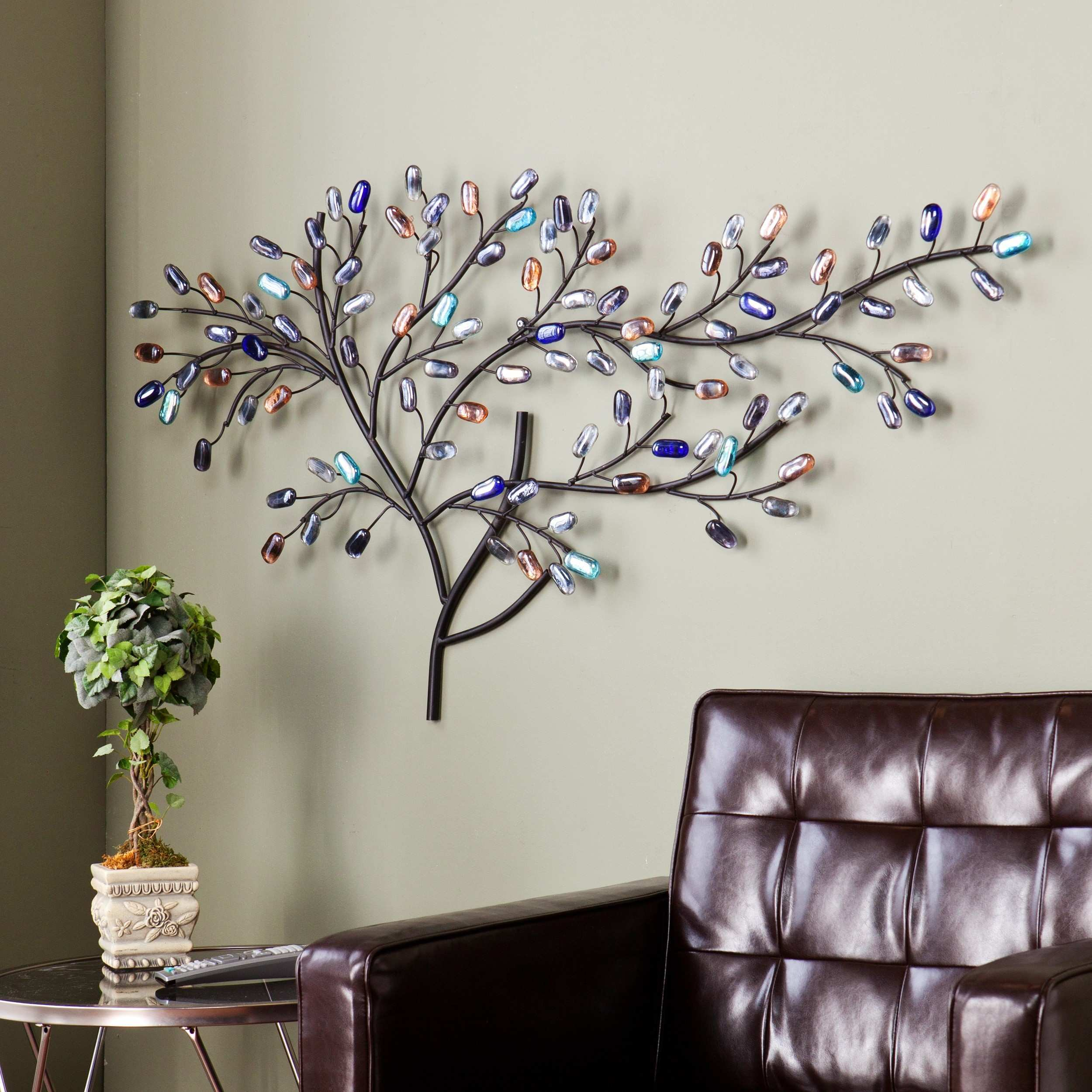 wall sculpture decor