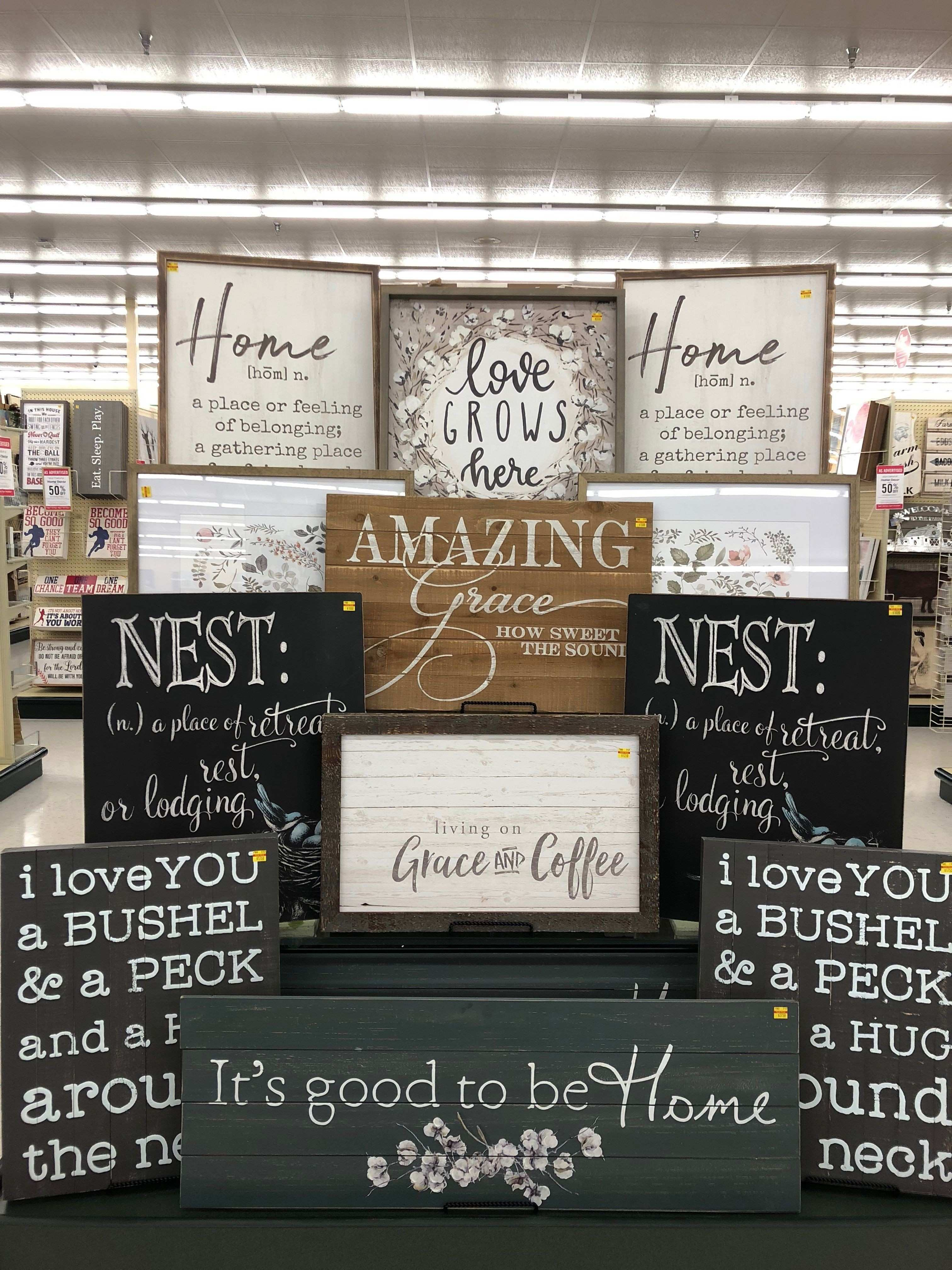 New Hobby Lobby Decor Hobby Lobby Merchandising D245