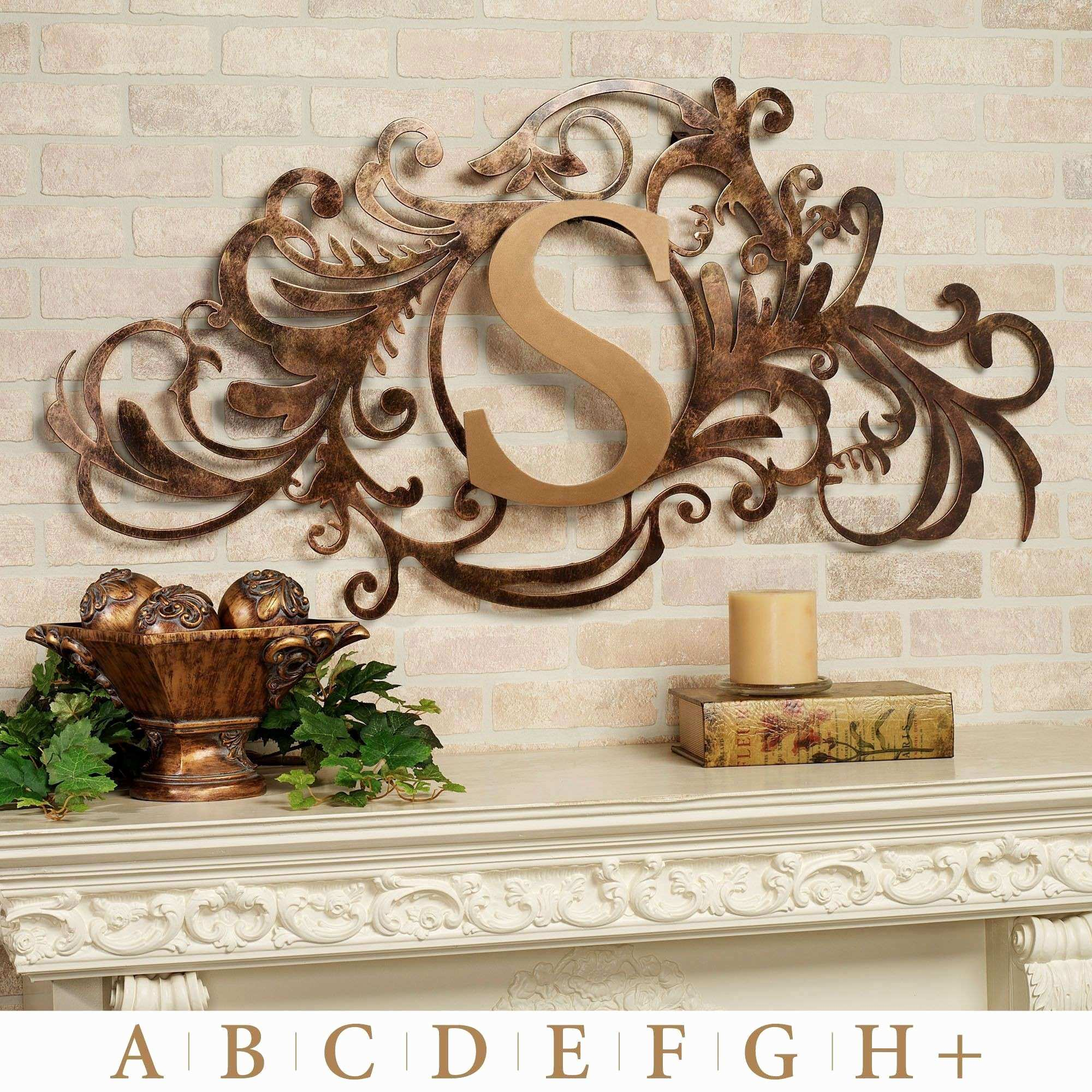 Outdoor Wall Decor Metal Elegant Metal Wall Art Panels Fresh 1
