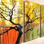 Metal Wall Art Set Of 3 Luxury Tree In Silhouette Metal Wall Art Contemporary Modern Decor 3 Of Metal Wall Art Set Of 3