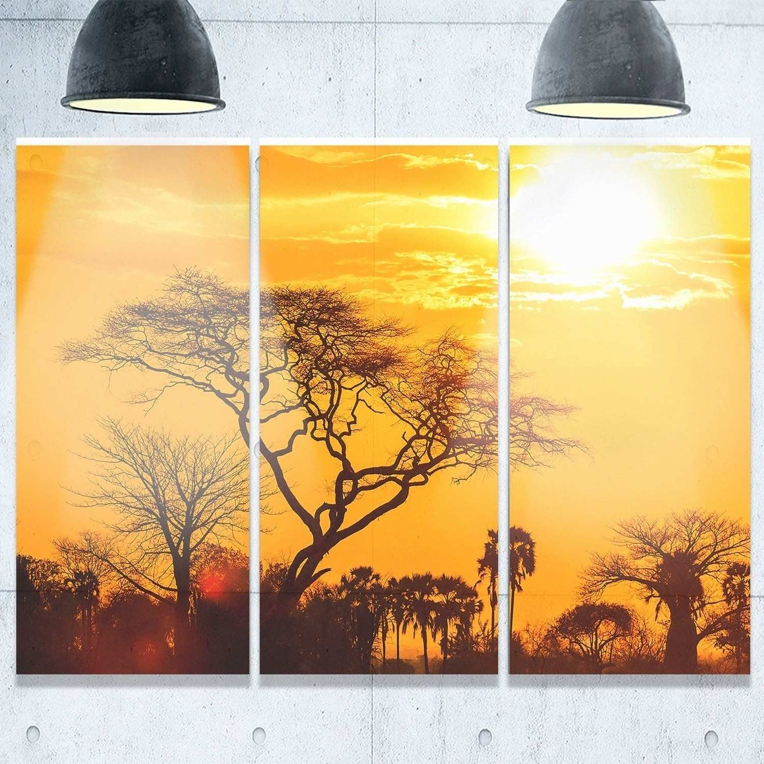 Exelent Panel Wall Decor Vignette Wall Art Collections