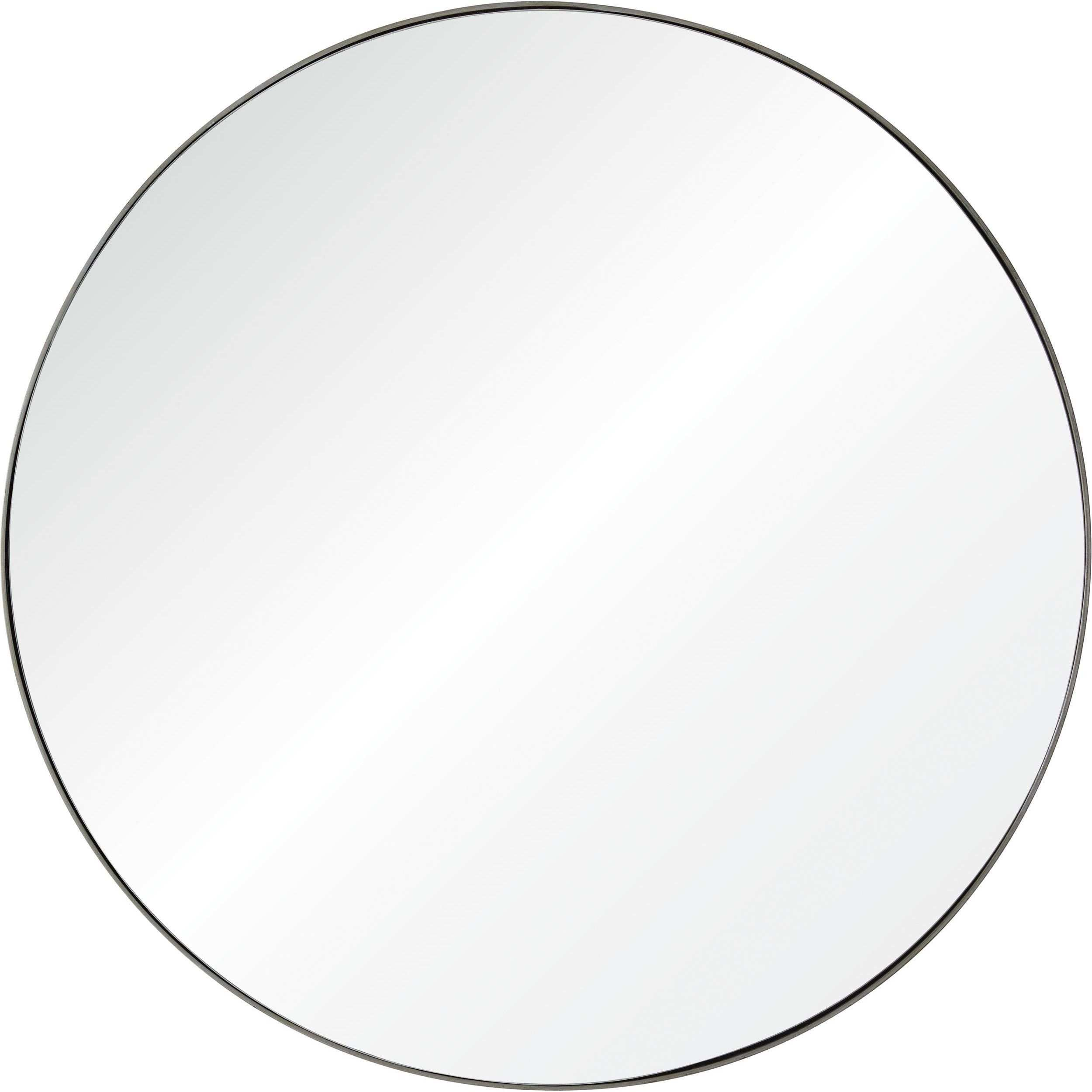 "Wayfair Ren Wil Loupe Wall Mirror 48"" $739 99 in stock 2"