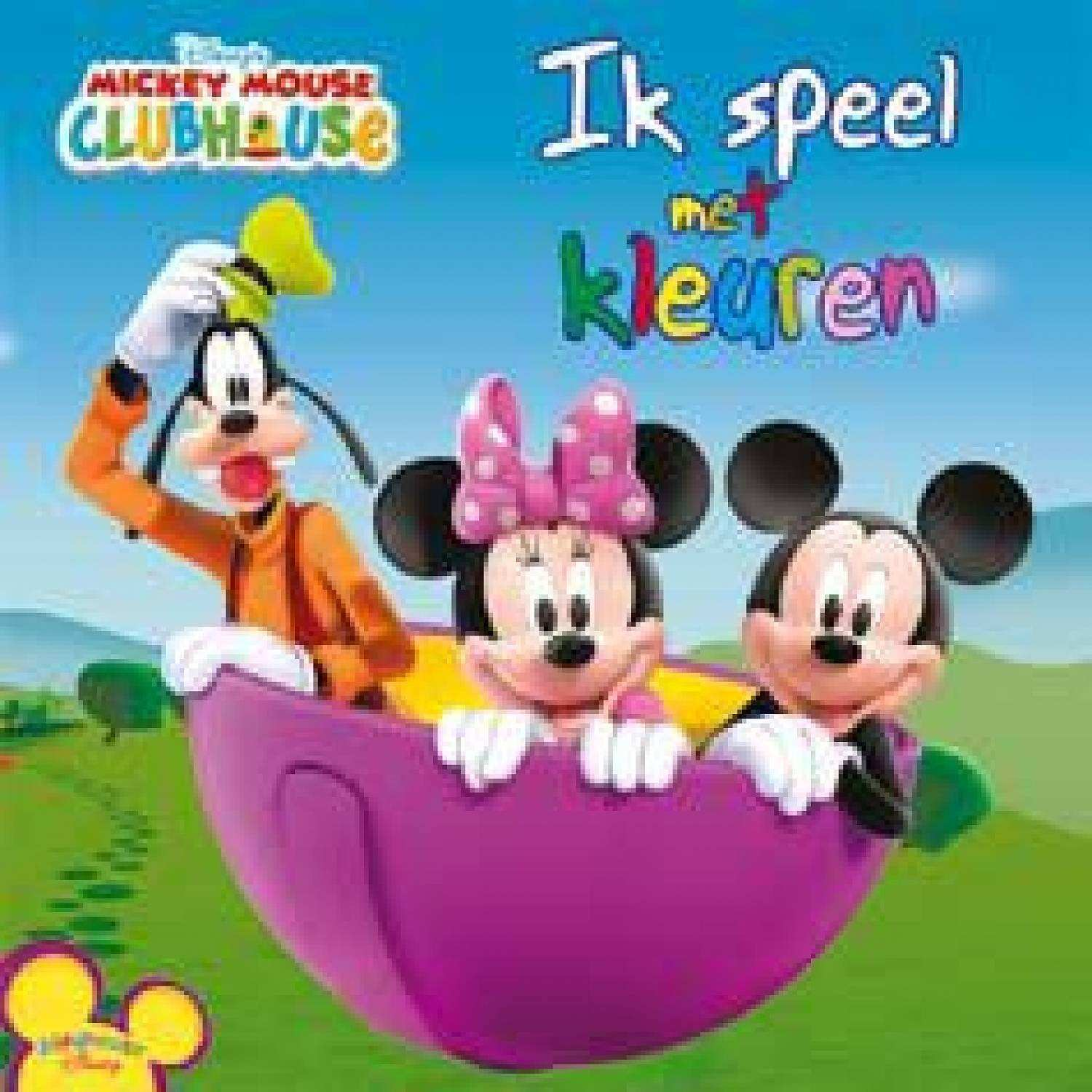 Mickey Mouse Clubhouse Wallpapers WallpaperSafari