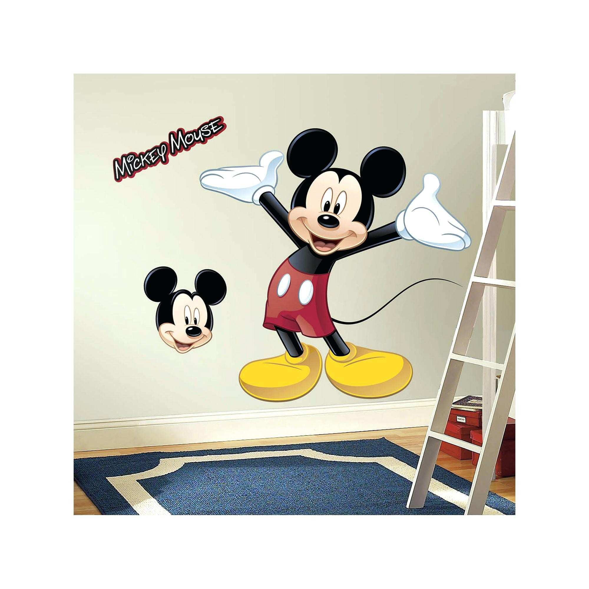 Micky Maus Baby Kinderzimmer Mickey Mouse Wall Decals Quote Dreams
