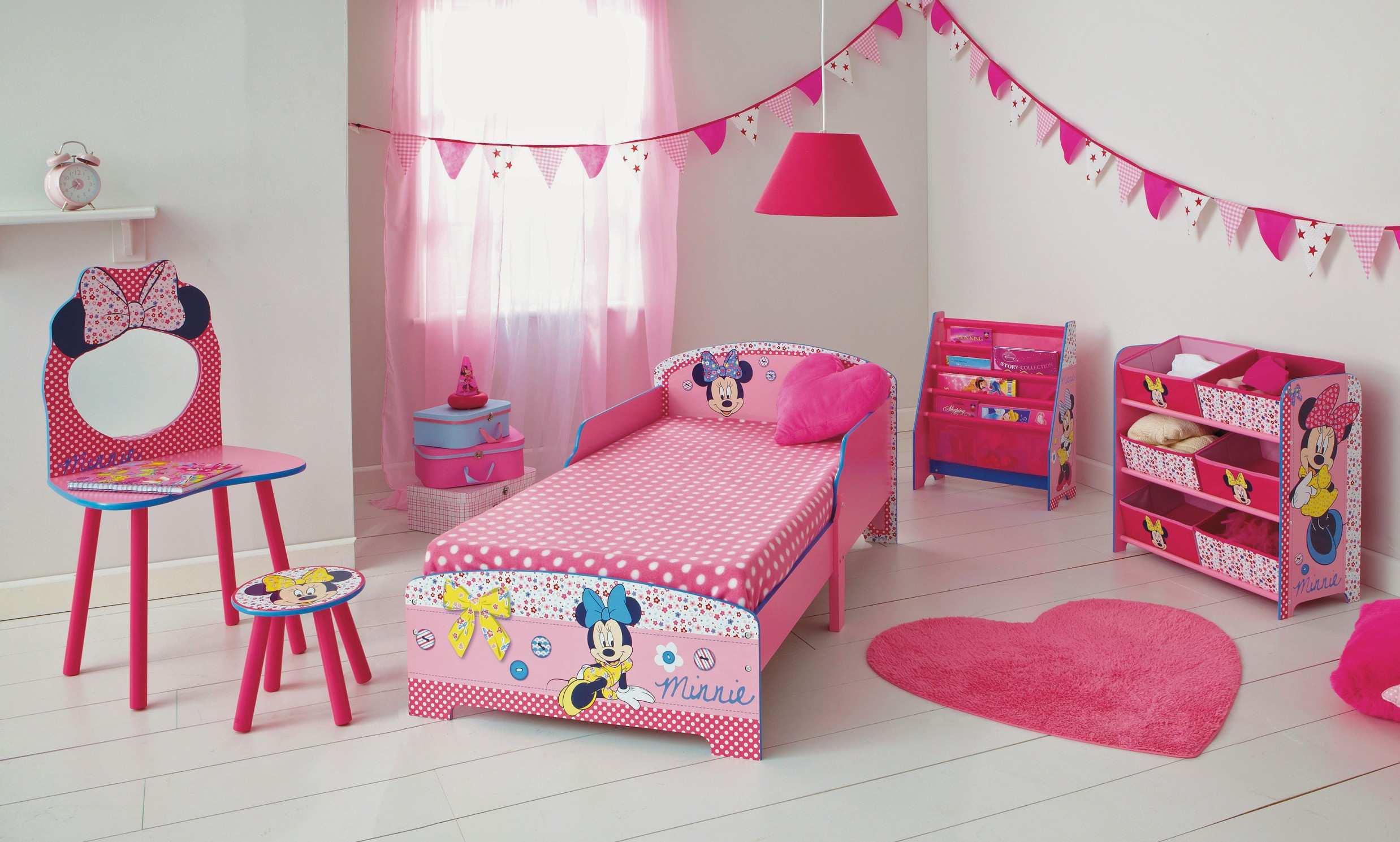 Minnie Mouse Room Decoration Stickers Lovely Decorations Minnie