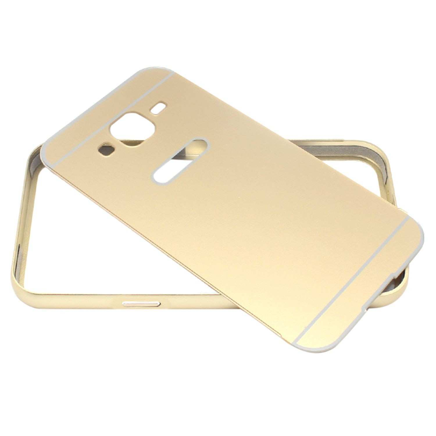ADZ ONLINE MIRROR BACK COVER FOR SAMSUNG GALAXY J5 GOLD Plain Back