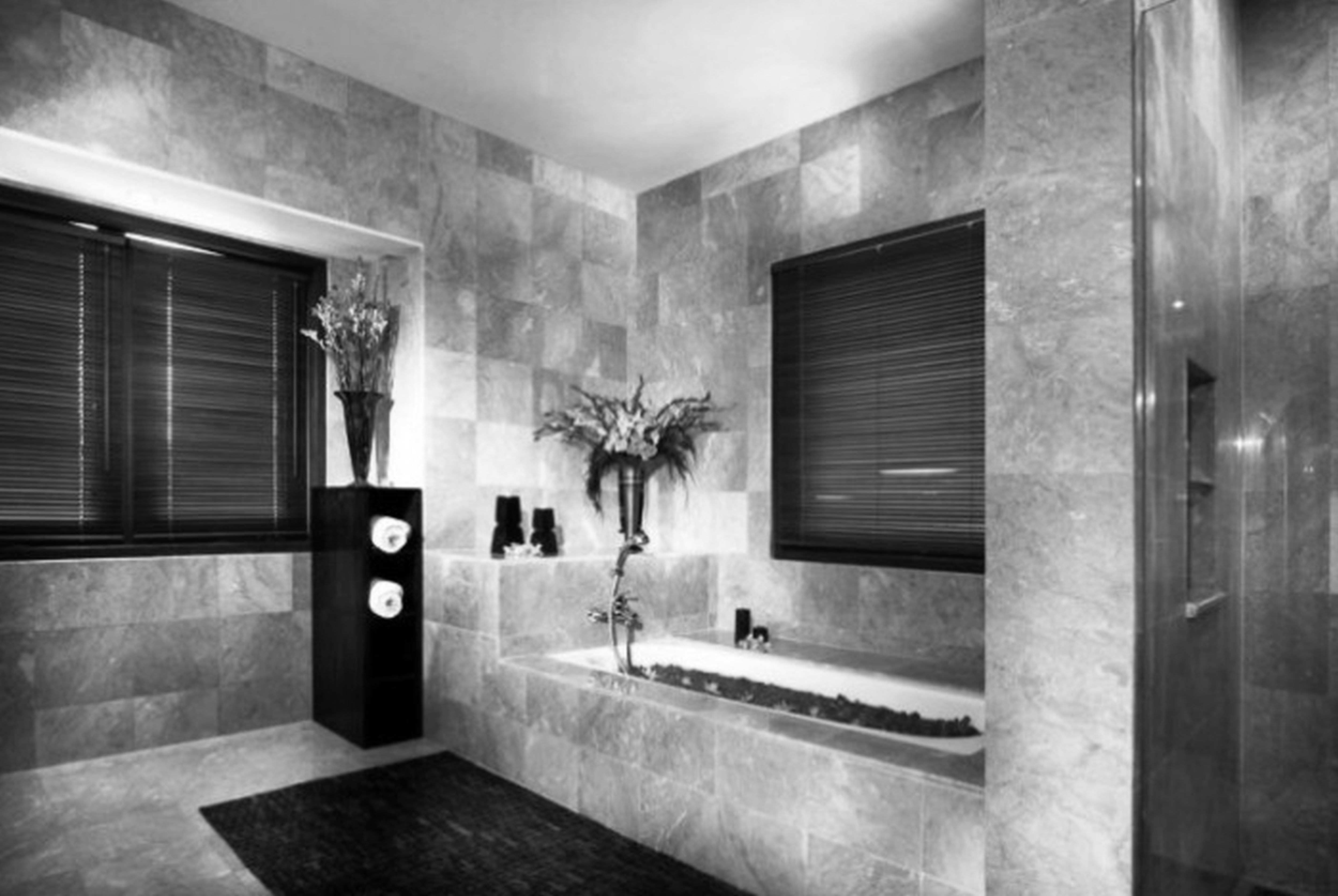 Mesmerizing Bathroom Mirrors Black Frames Home Design Mirror Nz