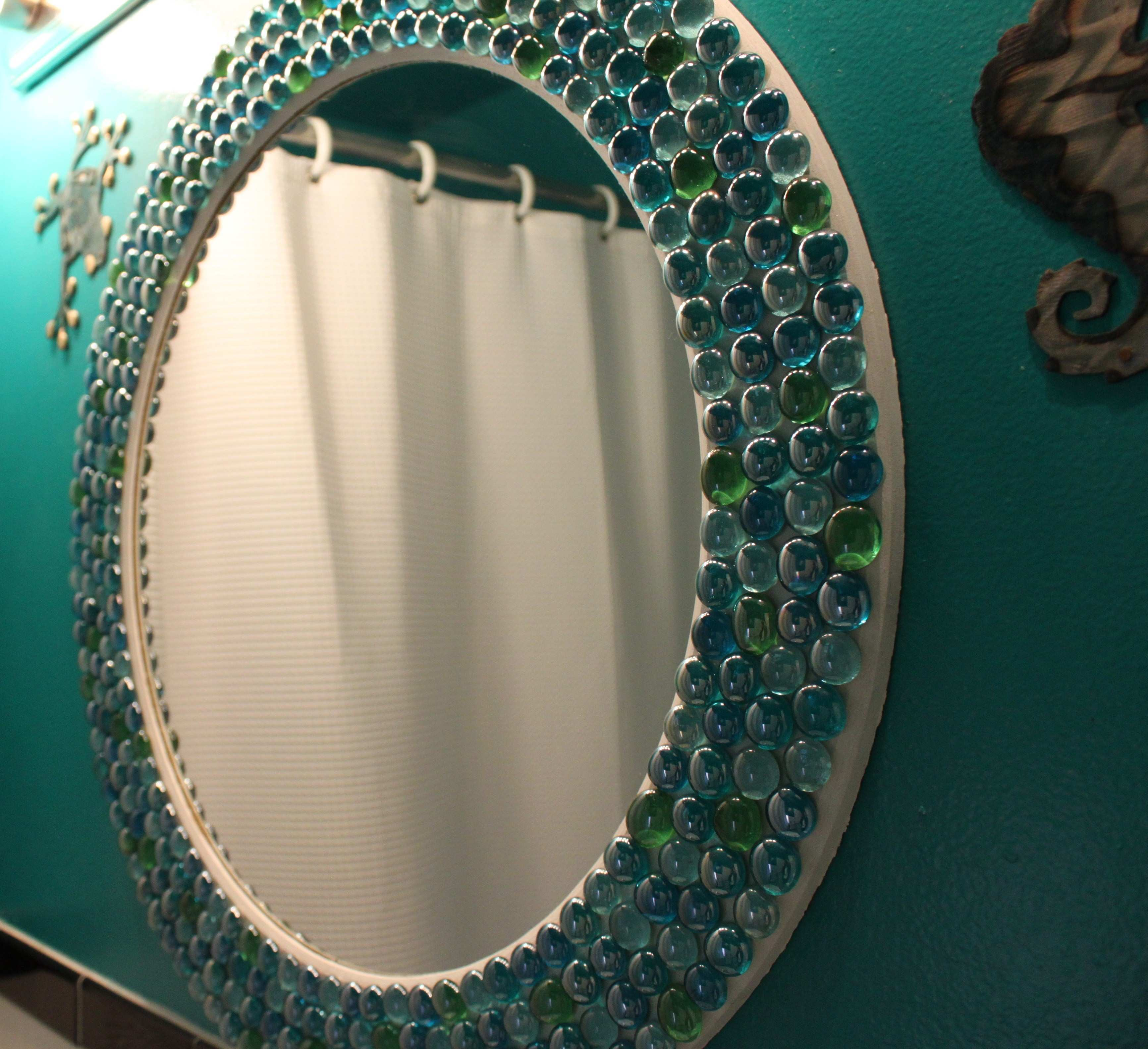 Cool Unique Wall Mirrors 14 How To Decorate A Mirrored Mirror Ideas