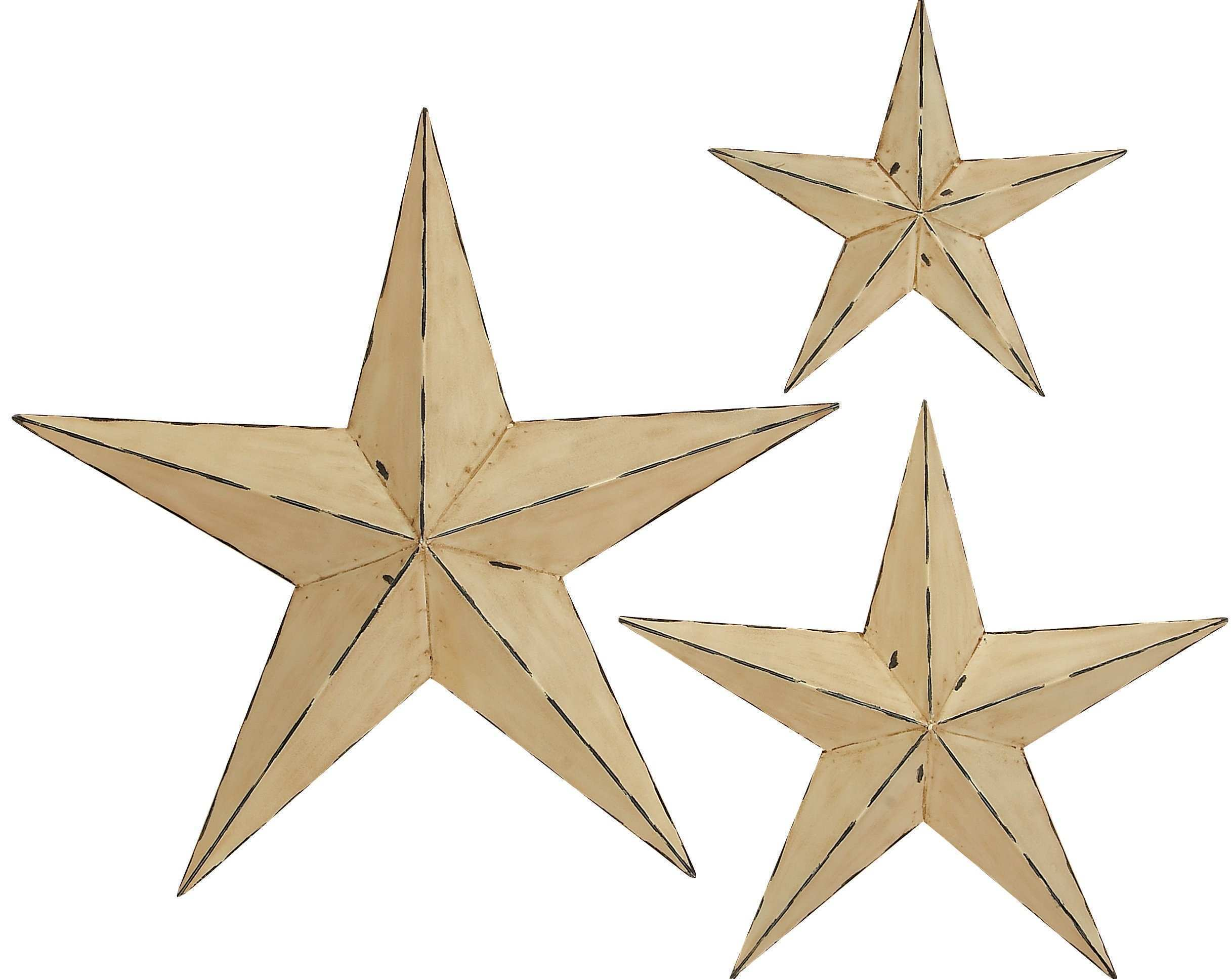 Modern Star Wall Decor Elaboration Wall Art Collections