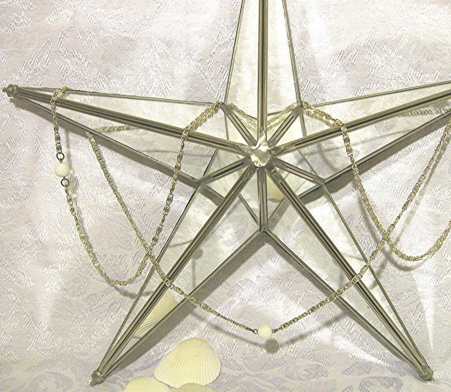 Funky Mirrored Stars Wall Mold Home Design Ideas and Inspiration