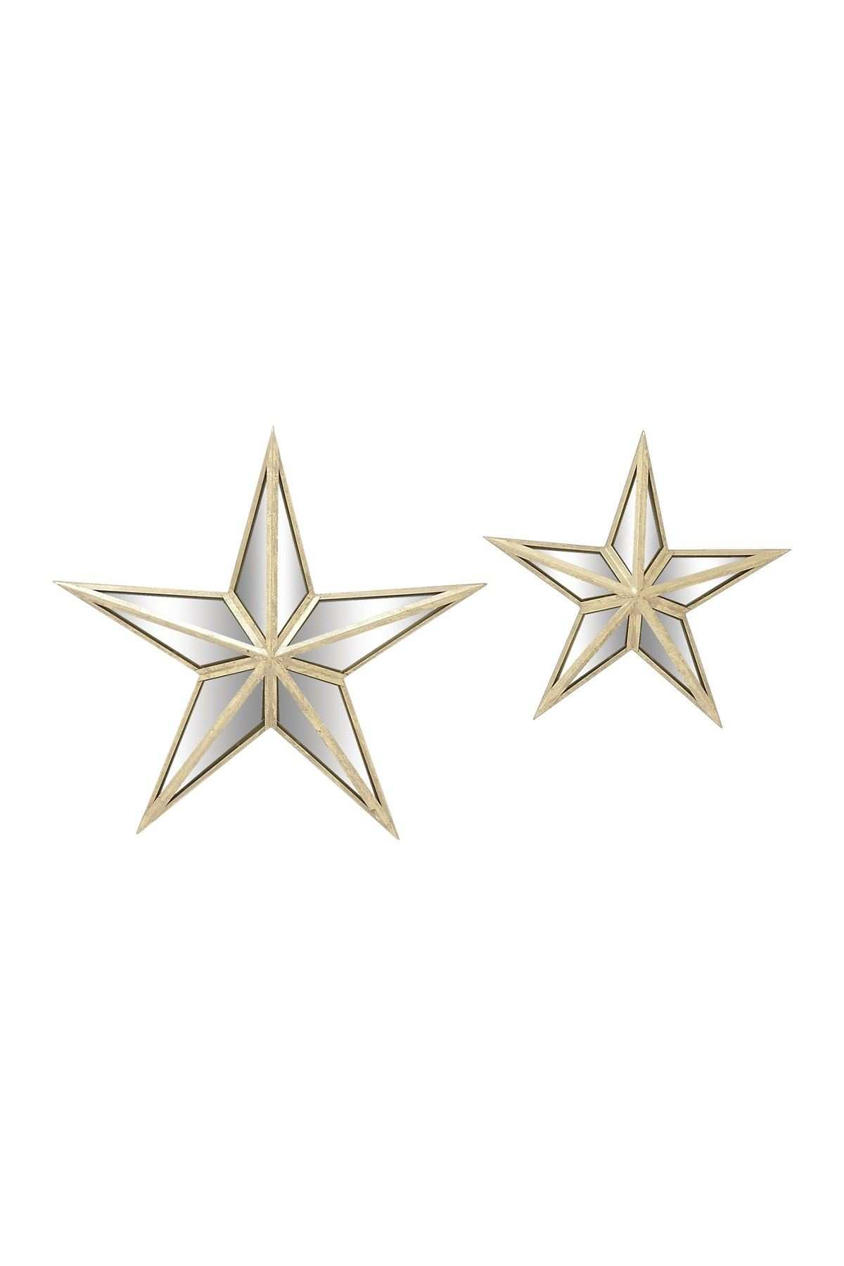 Attractive Metal Star Wall Art Frieze Wall Decoration Ideas