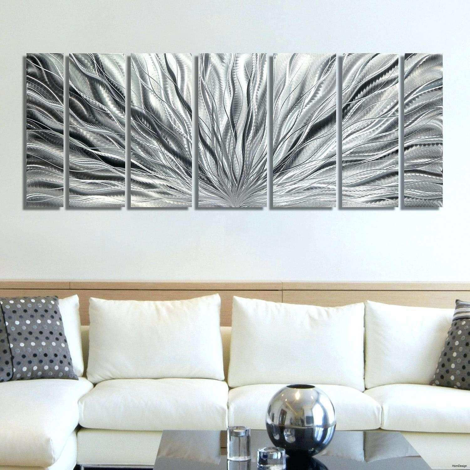 41 Elegant Modern Wall Decor for Living Room