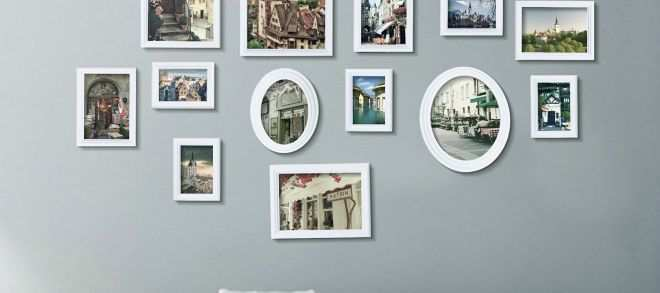 Multi Frame Wall Art Fresh Cheap Wooden Multi Picture Frames Find