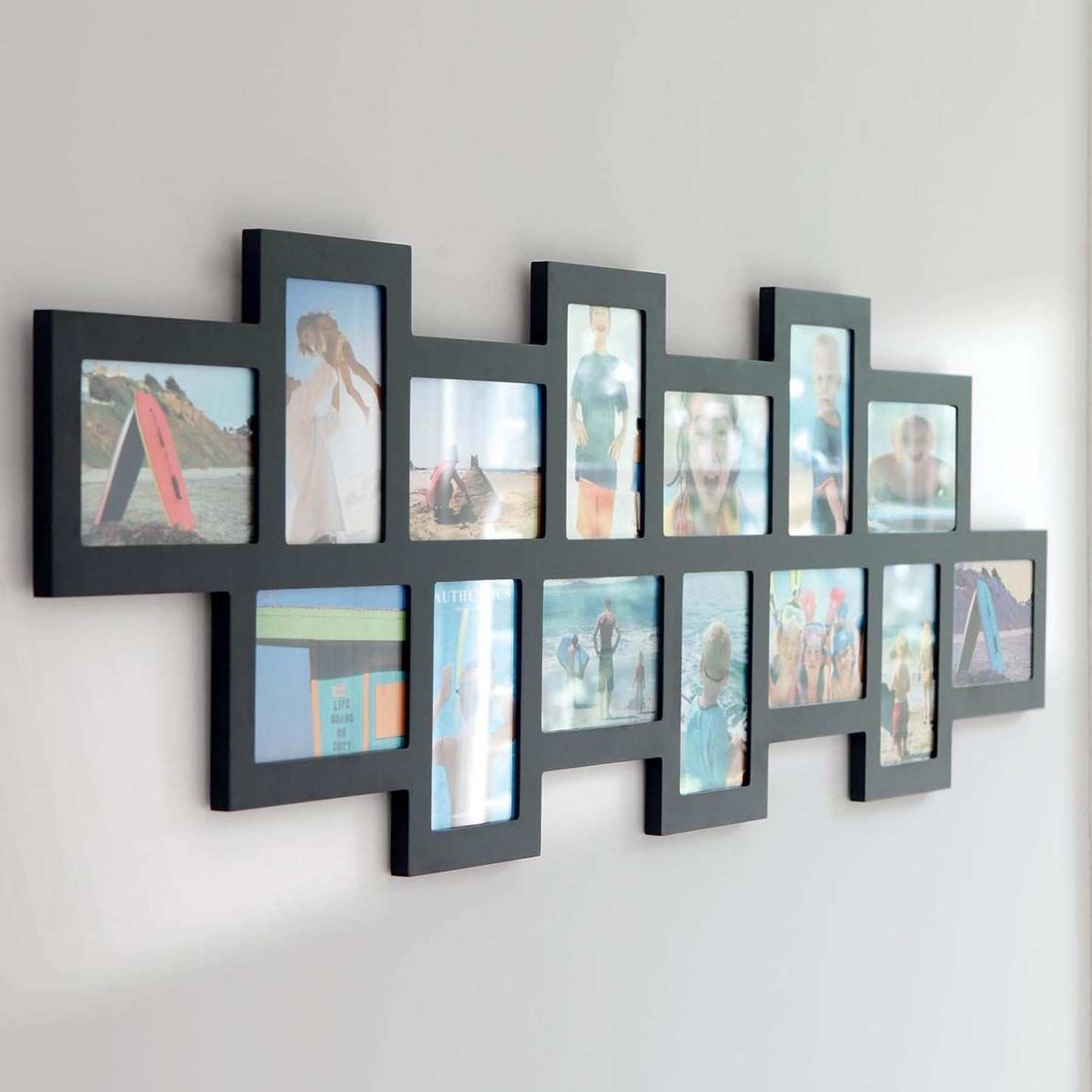 Multiple Picture Frames On Wall Best Of Studio 4 Multi Frame White ...