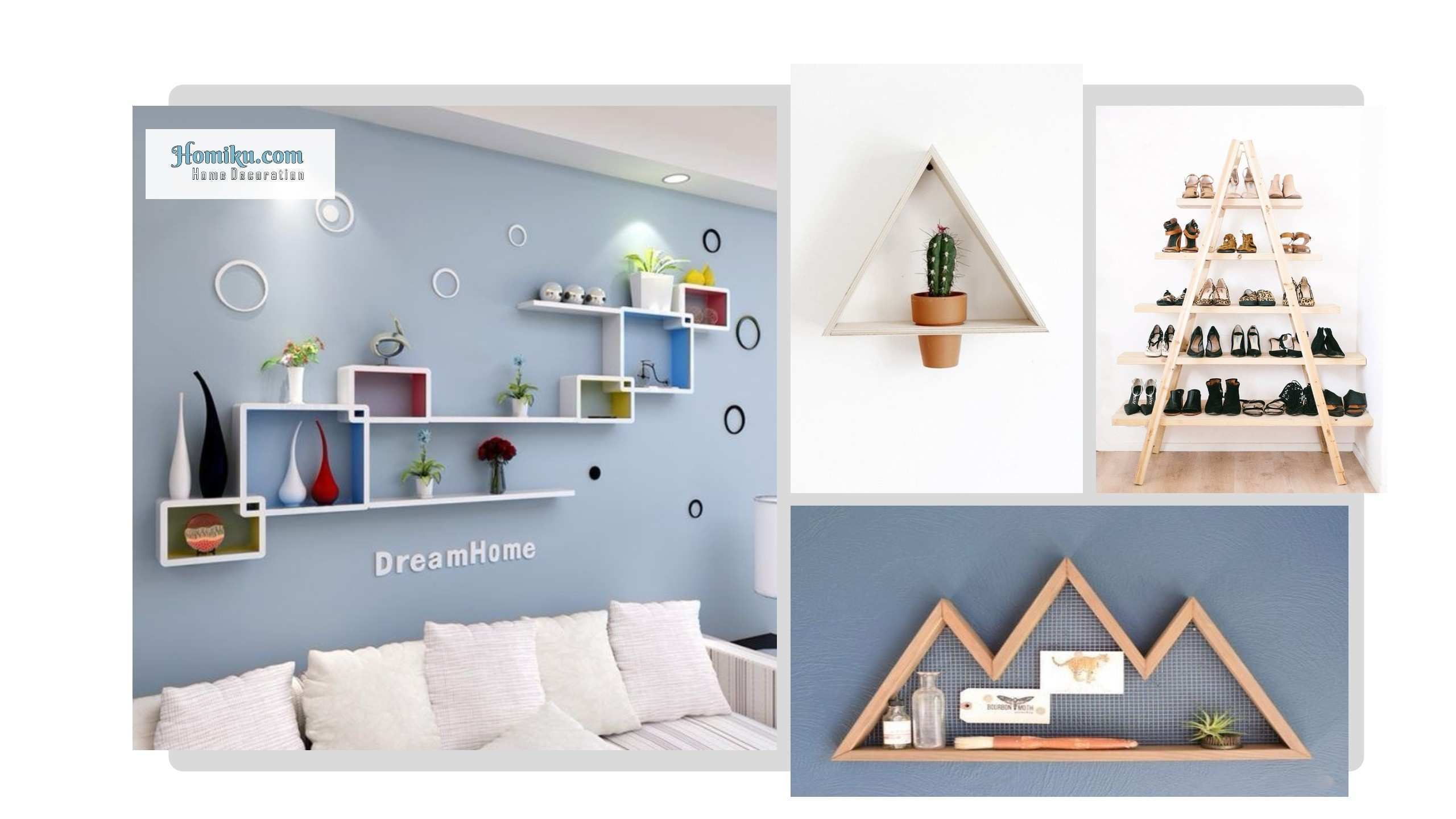 38 Best Wall Decorating Ideas for Your Home HOMIKU