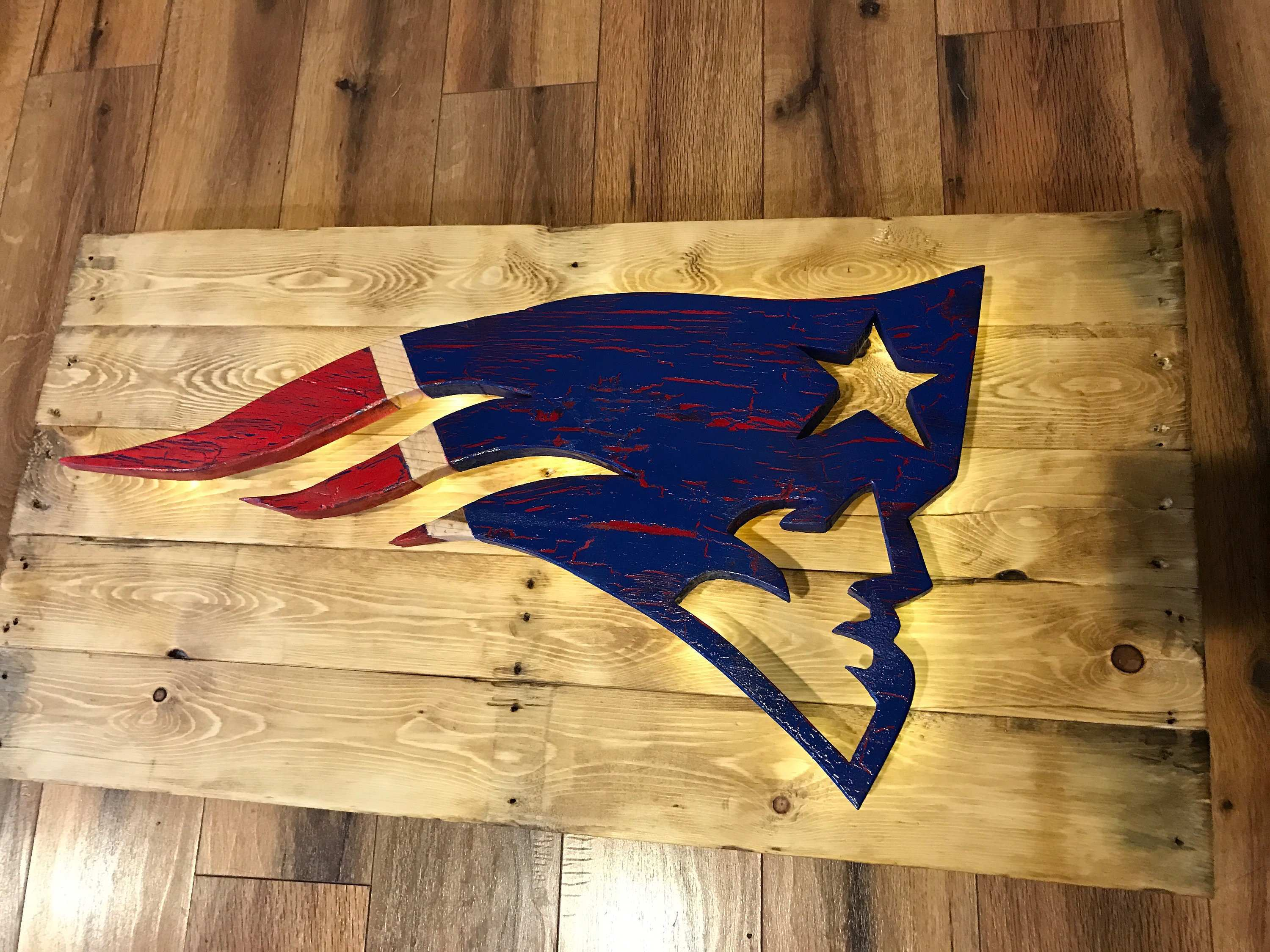 Outstanding New England Patriots Wall Decor The Wall Art