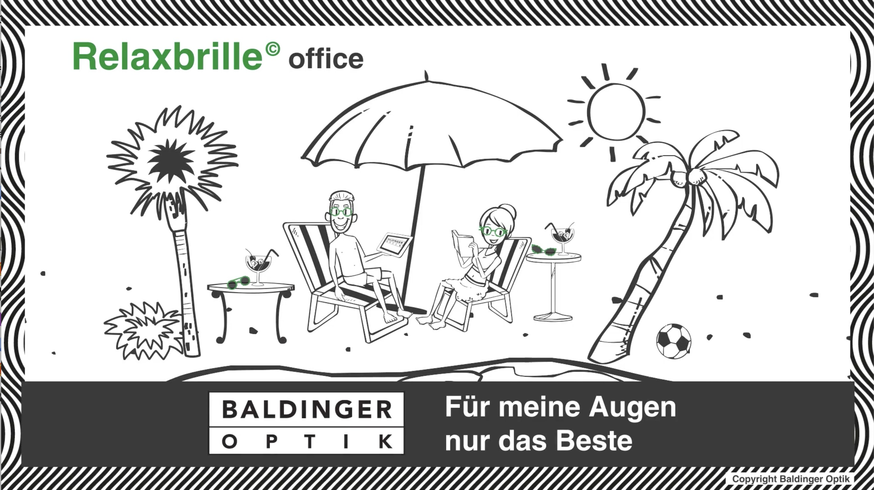 RELAXBRILLE office