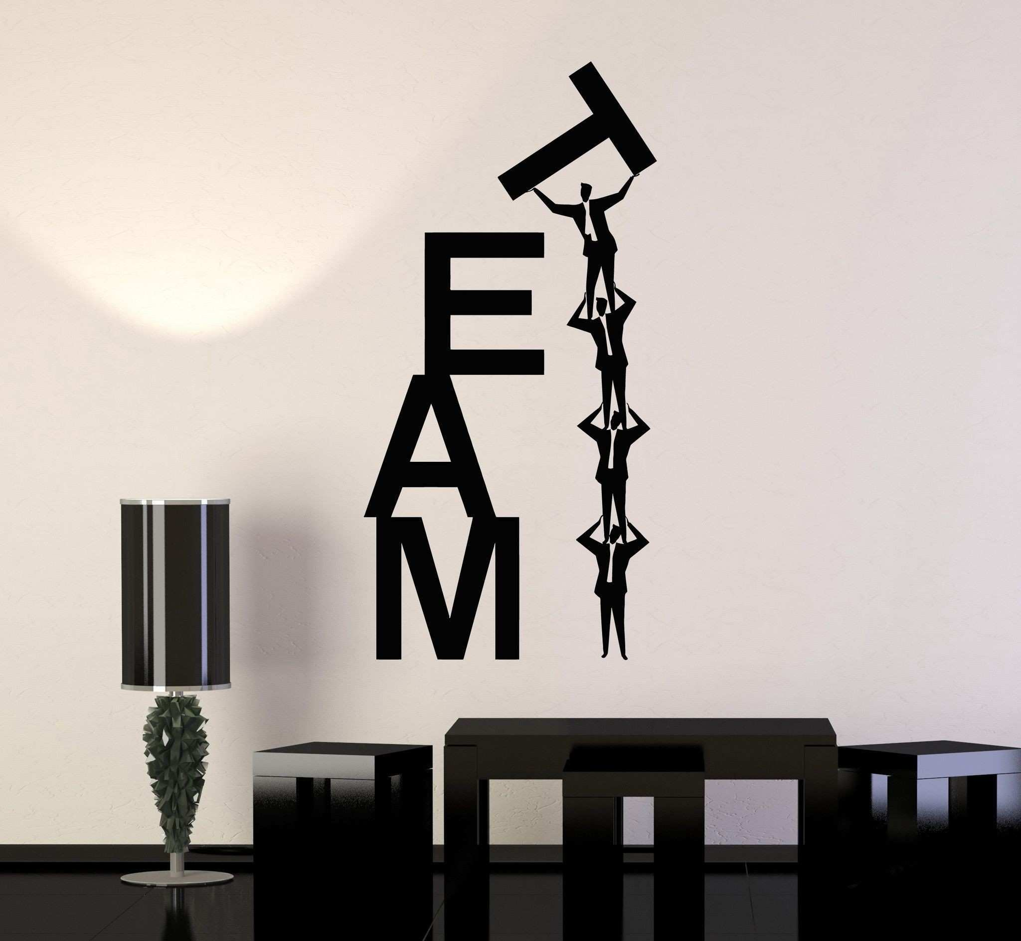 Office Pictures for Walls Beautiful Vinyl Wall Decal Team Work Teamwork Fice Business Word Stickers