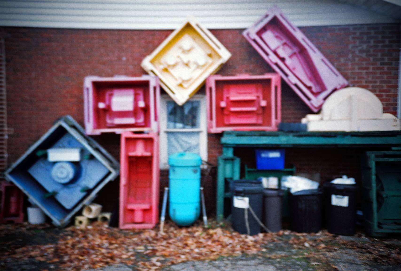 Canton Ohio The He Art of it All · Lomography