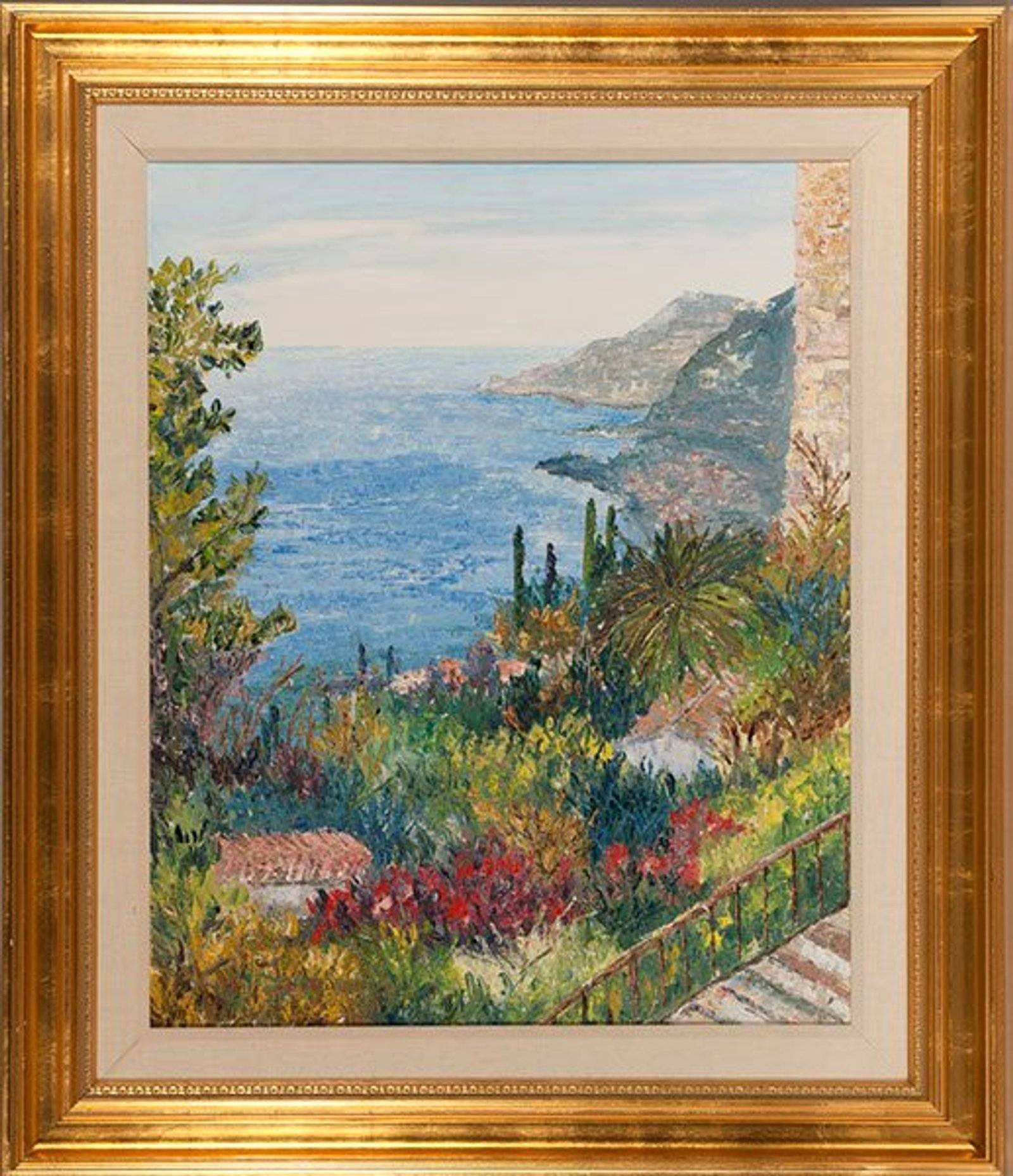 Free Painting Estimate Template or Tania forgione Vue Poetique Oil