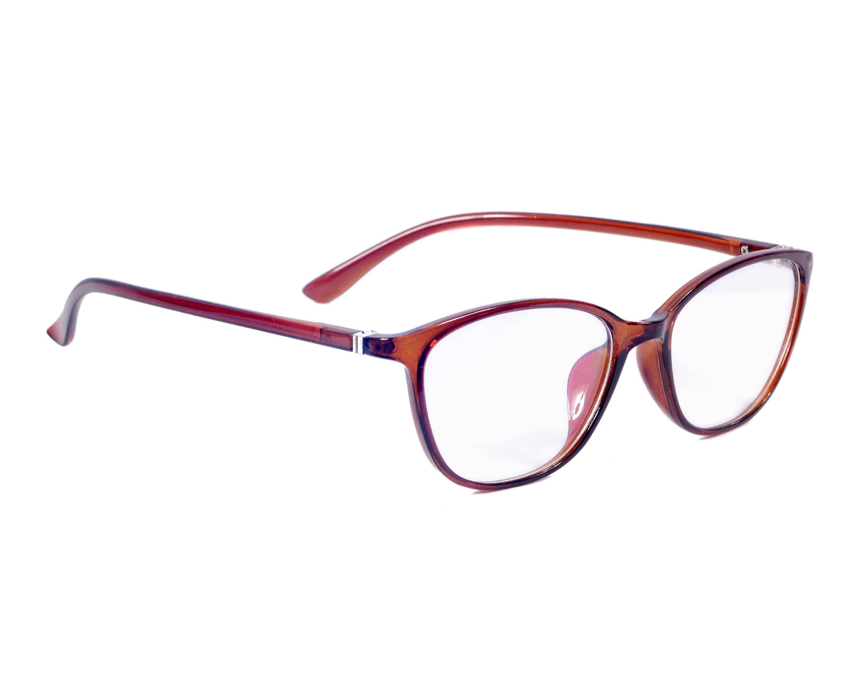 Redex Brown Rectangle Spectacle Frame 365 Buy Redex Brown