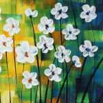 Original Abstract Paintings For Sale Inspirational 2018 Hand Painted Oil Paintings Modern Abstract Spring Flowers Wall Of Original Abstract Paintings For Sale