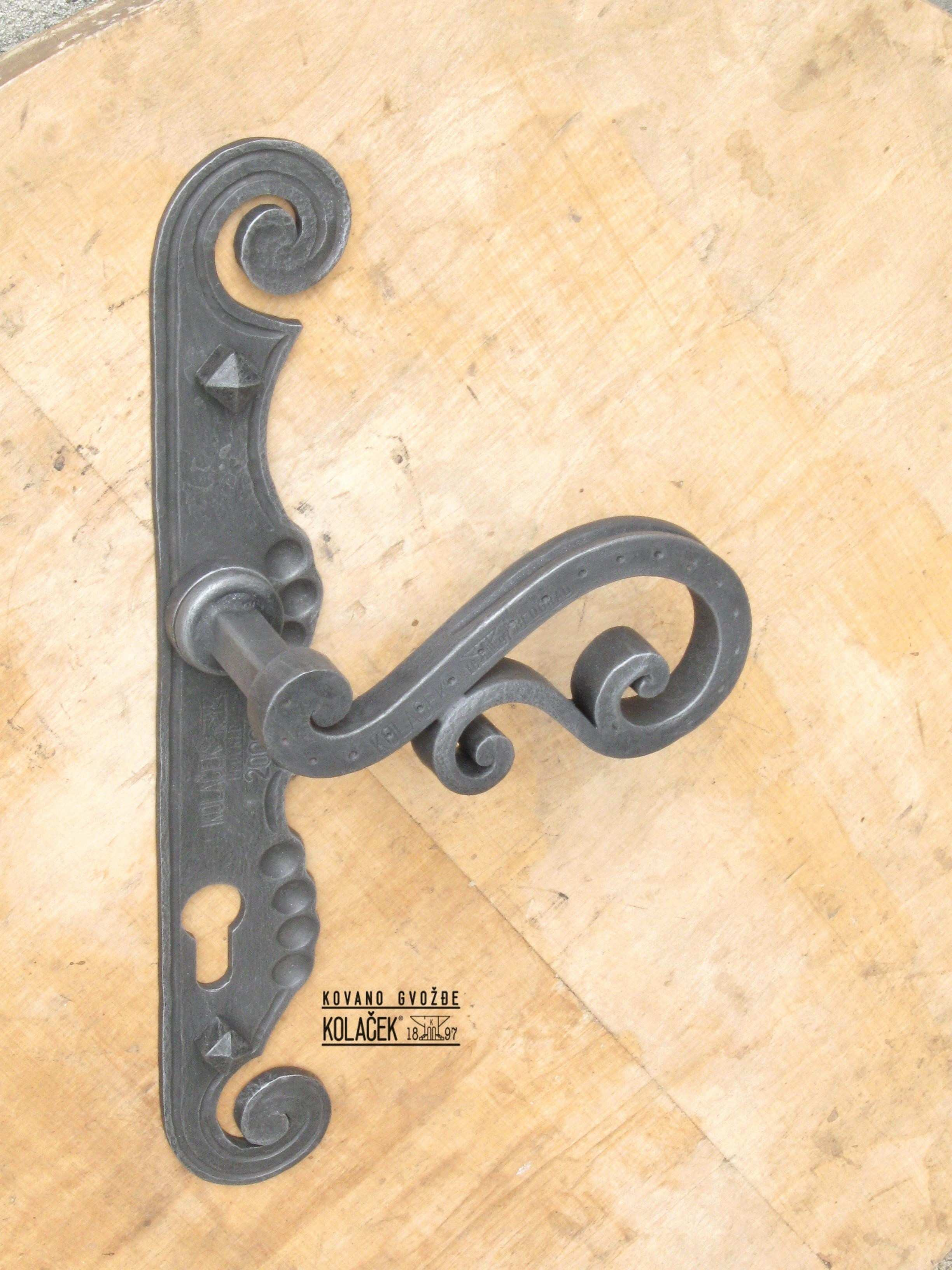 50 Awesome Wrought Iron Exterior Doors 50 s