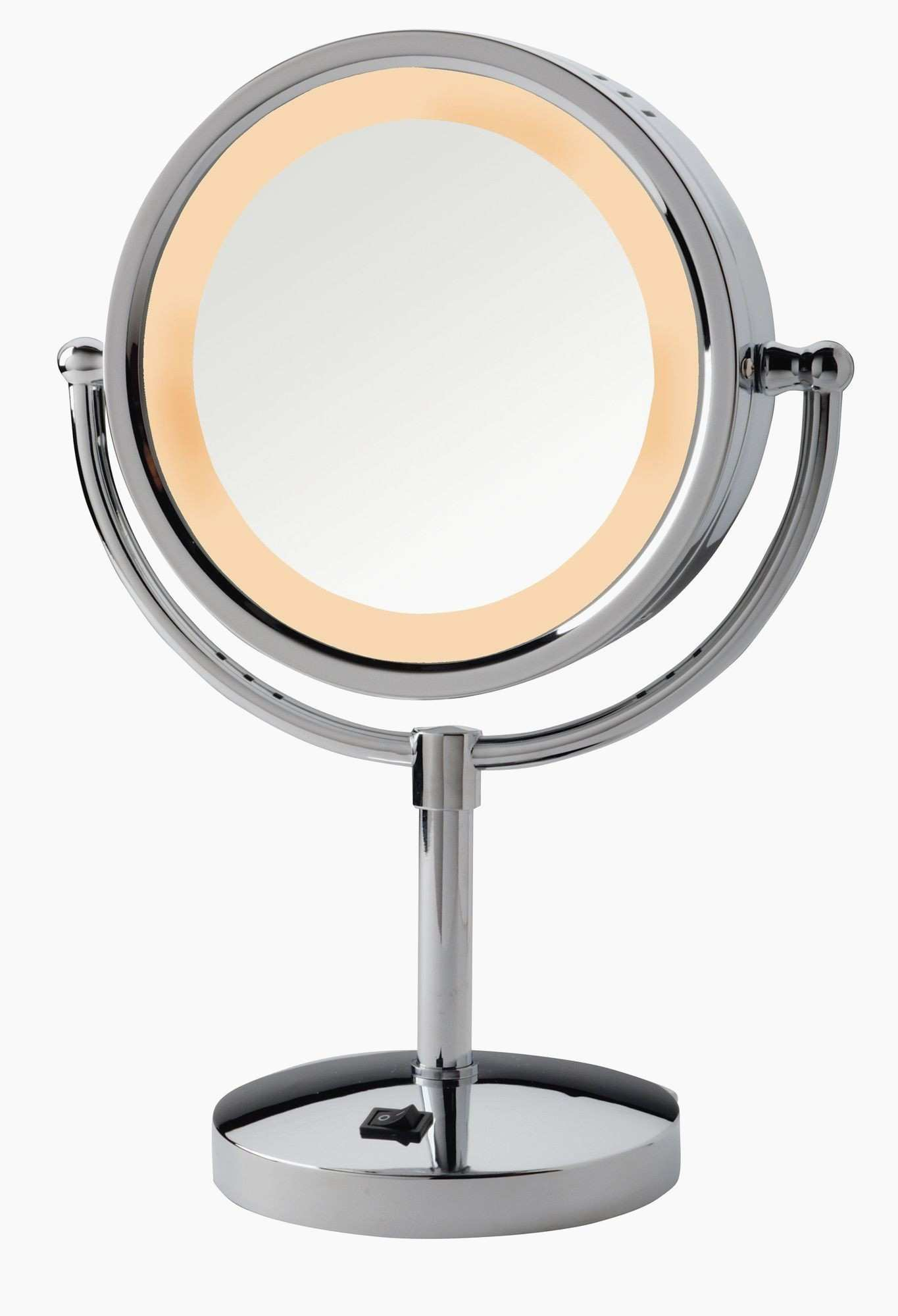 Furniture Jcpenney Mirrors Fabulous Halo Lighted Vanity Mirror