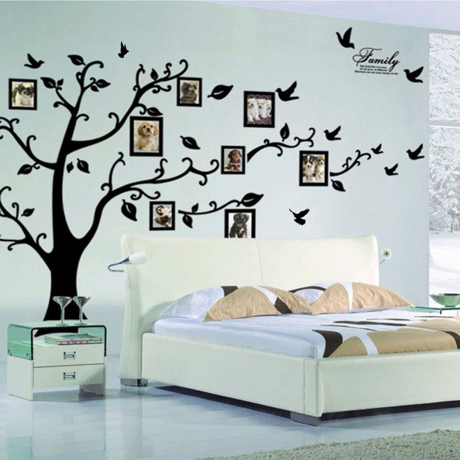 38 New Tree Wall Decals Scheme Owl Wall Decals