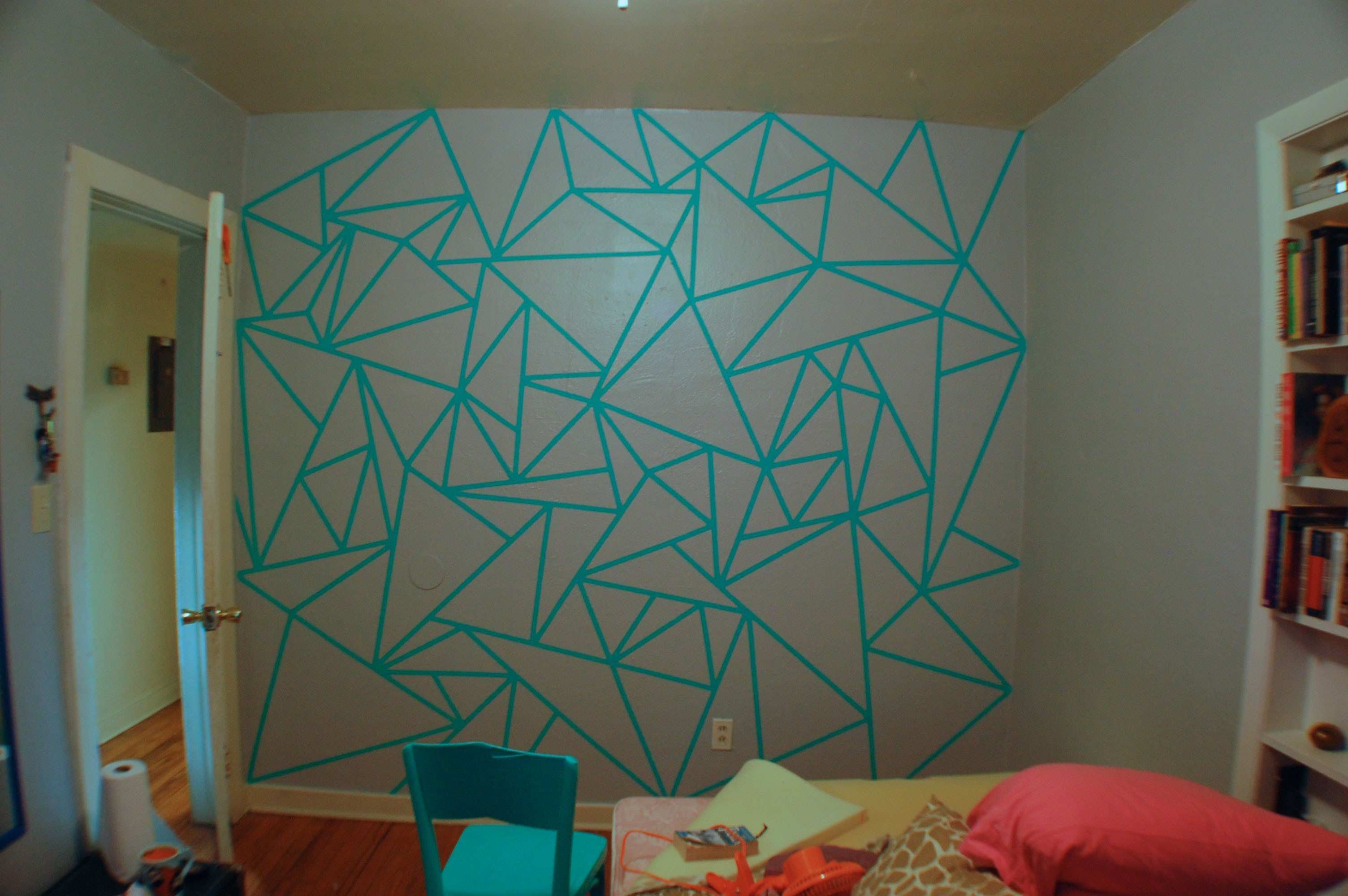 Decorating Walls With Paint [mariero ]
