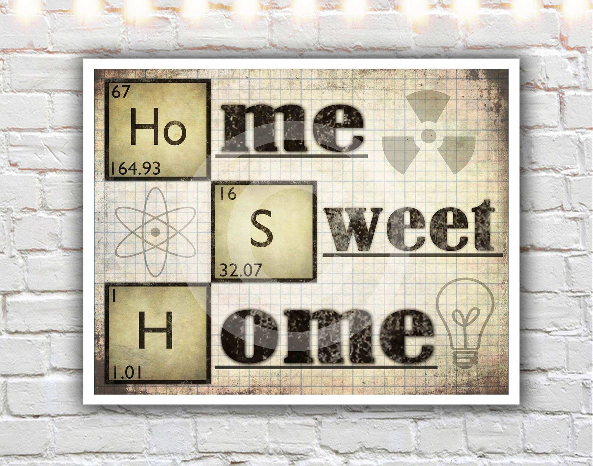 Fantastic Periodic Table Wall Art s Wall Painting Ideas