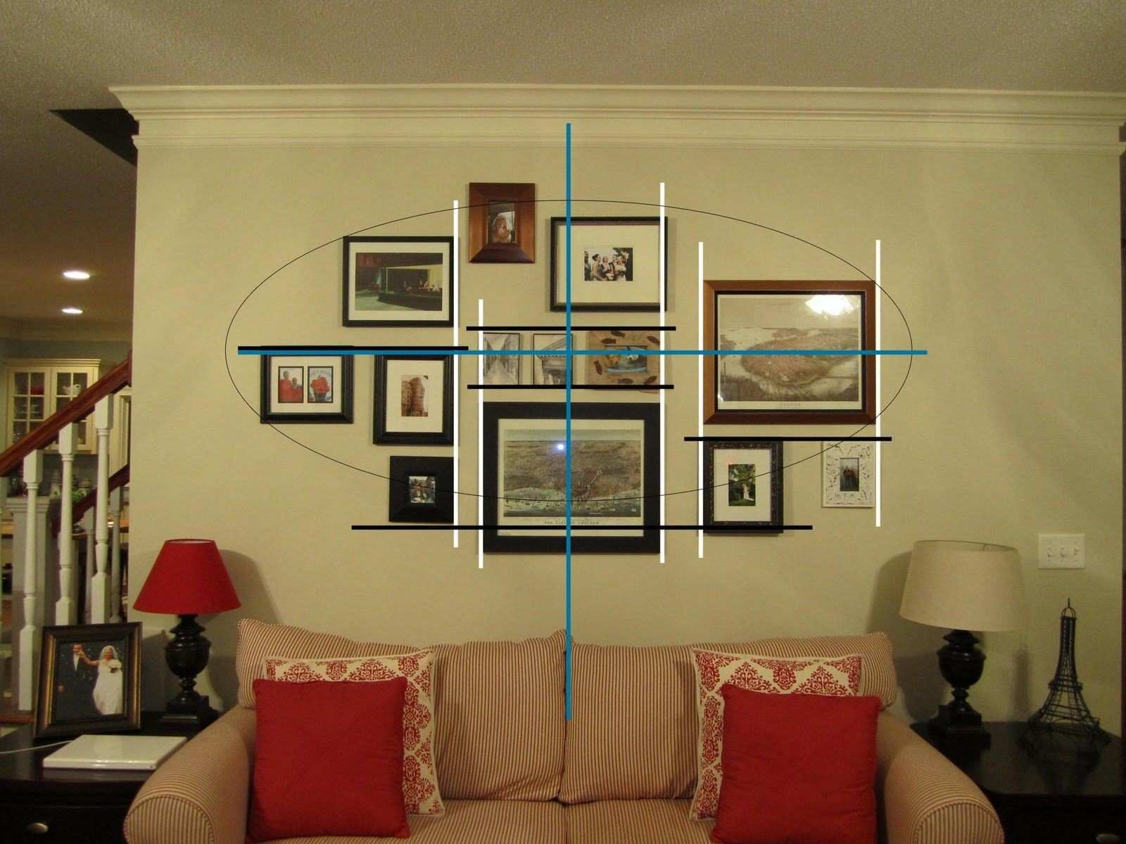 picture frame collage ideas for wall awesome wall photo collage