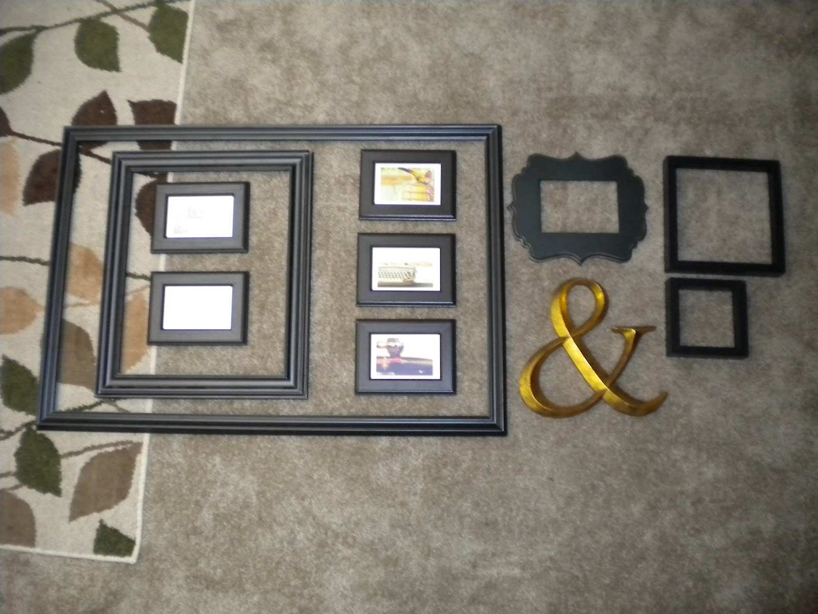 Terrific Wall Frames Designeas Set Picture Bedroom Frame