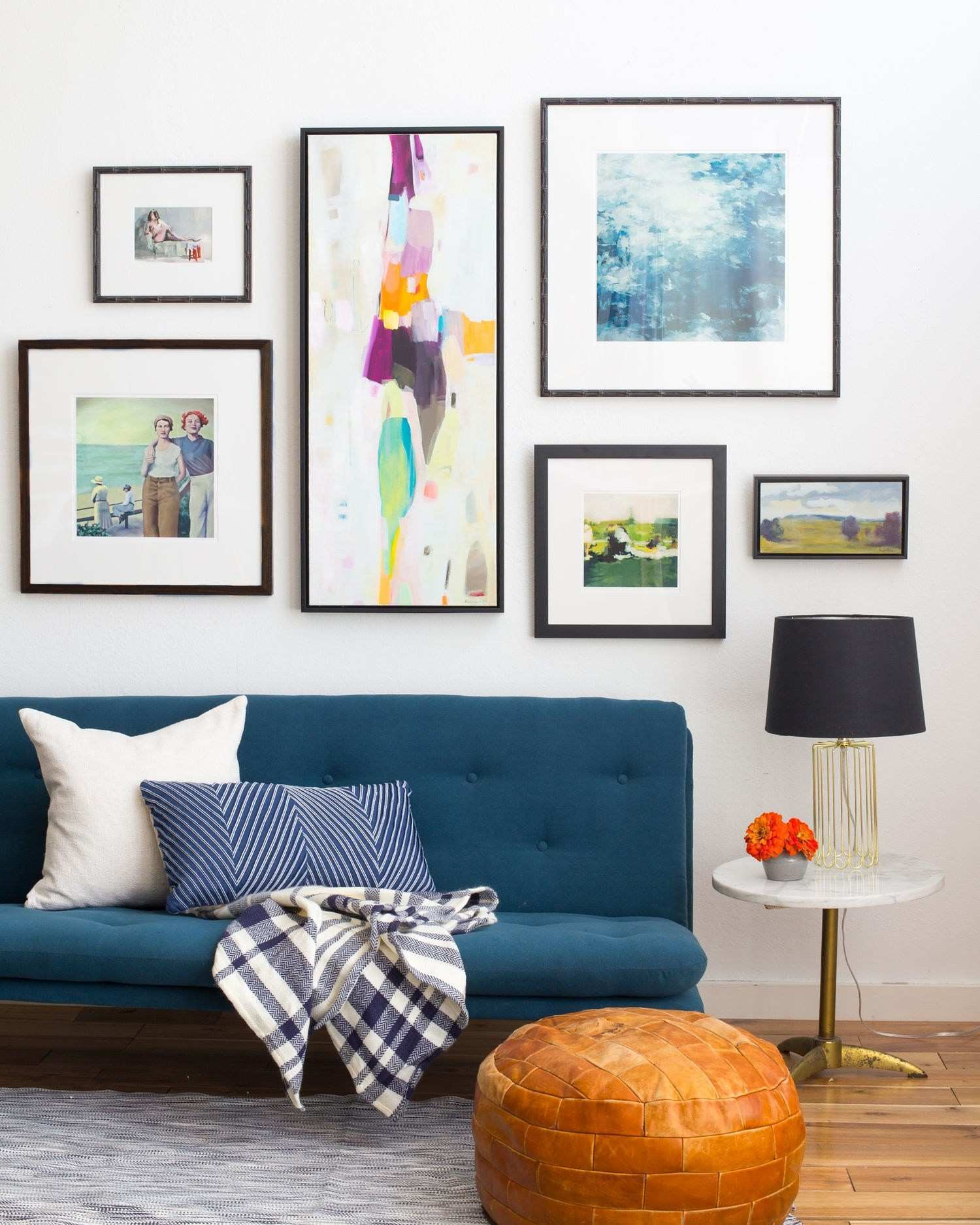 Wall Decoration Ideas Wall How to Create Organize and Hang