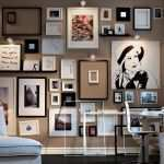 Picture Frame Set Wall Gallery Awesome An Easy Lesson For Hanging The Artwork In The Abode Of Picture Frame Set Wall Gallery