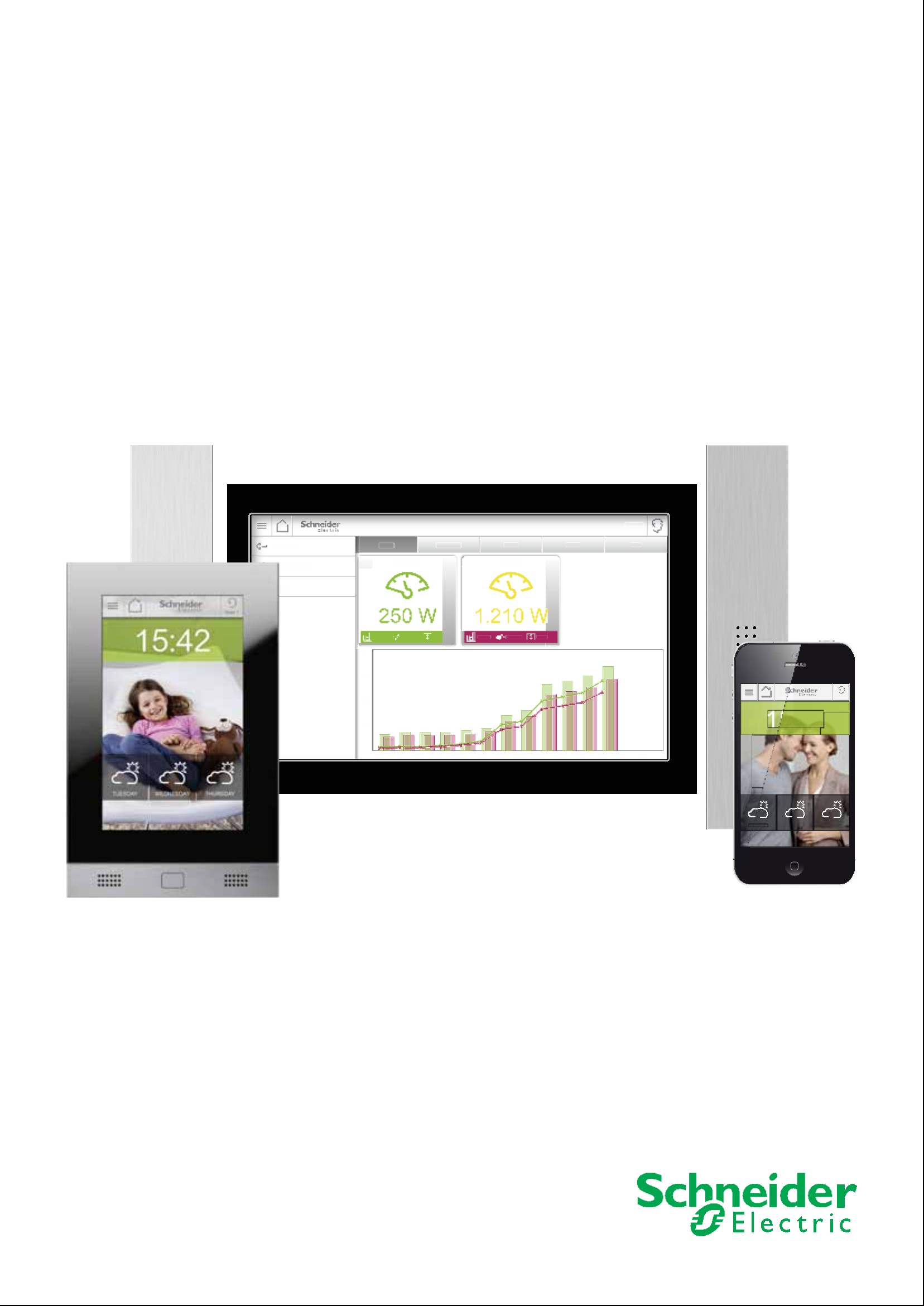 KNX Smart Building Control Systems