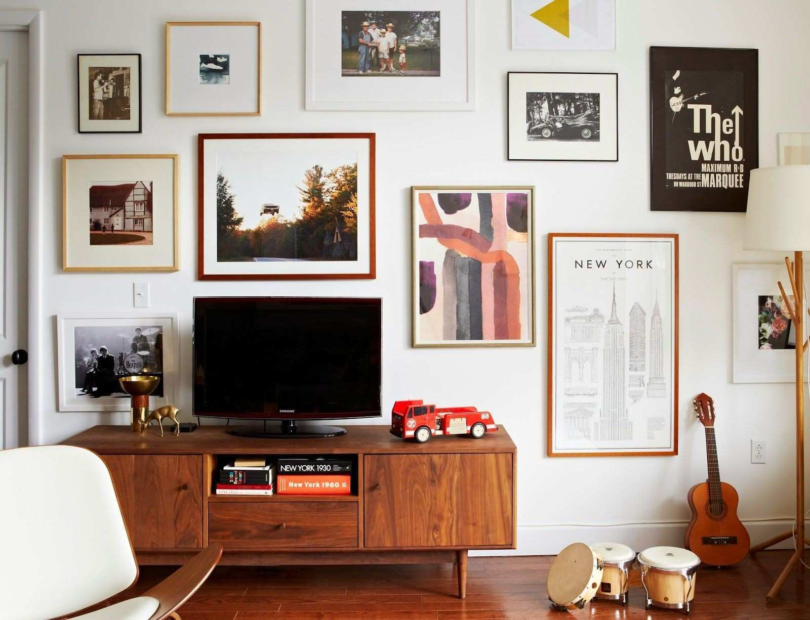 Our Brooklyn Apartment Pinterest