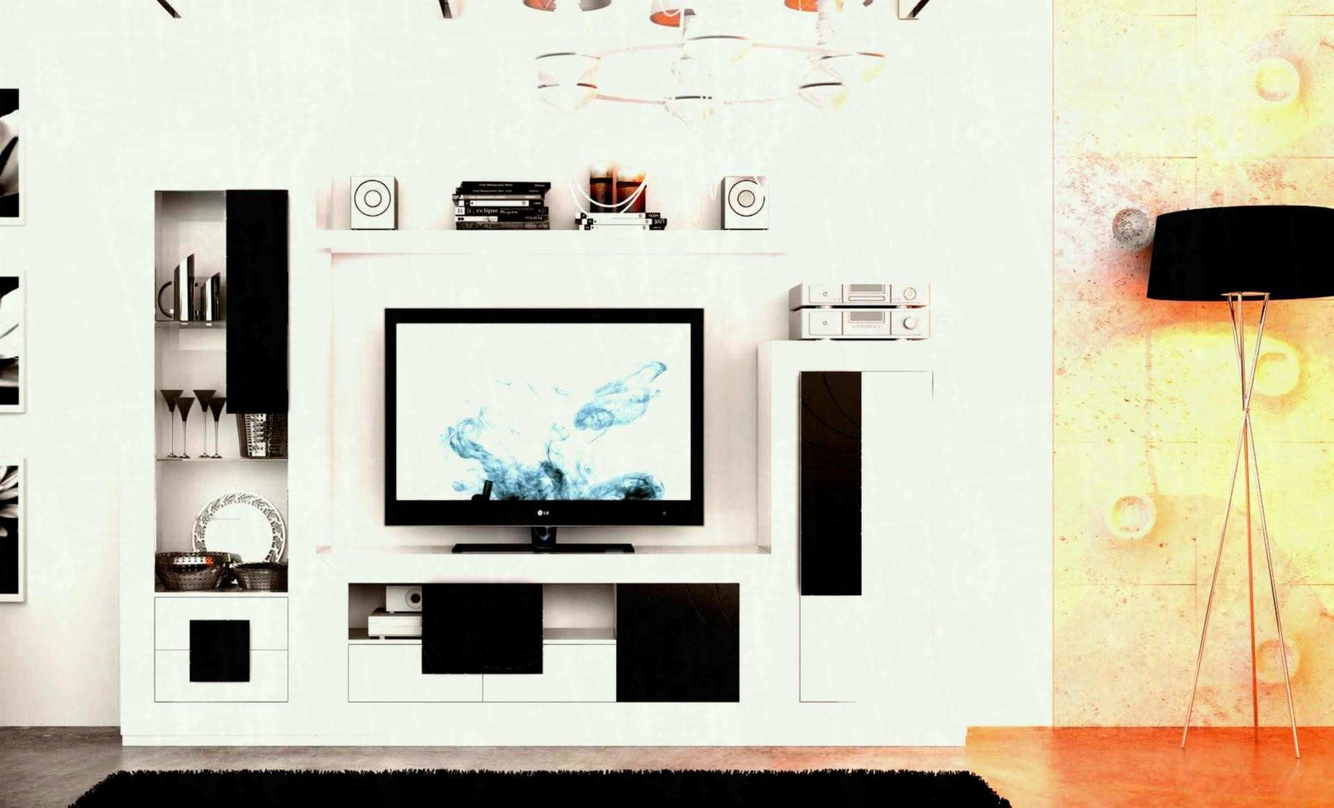 Placement Height Simple Tv Room Design Living Lovely Unit For Wall