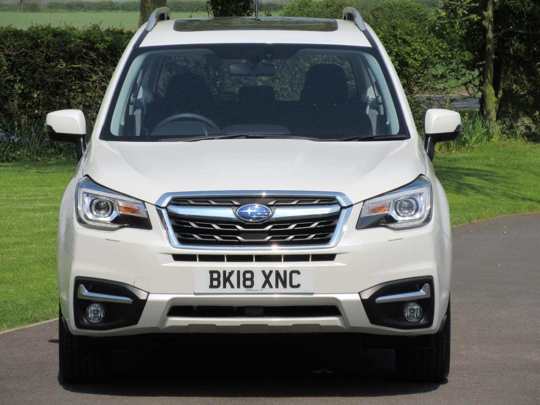 Used 2018 SUBARU FORESTER 2 0D XC for sale in Humberside