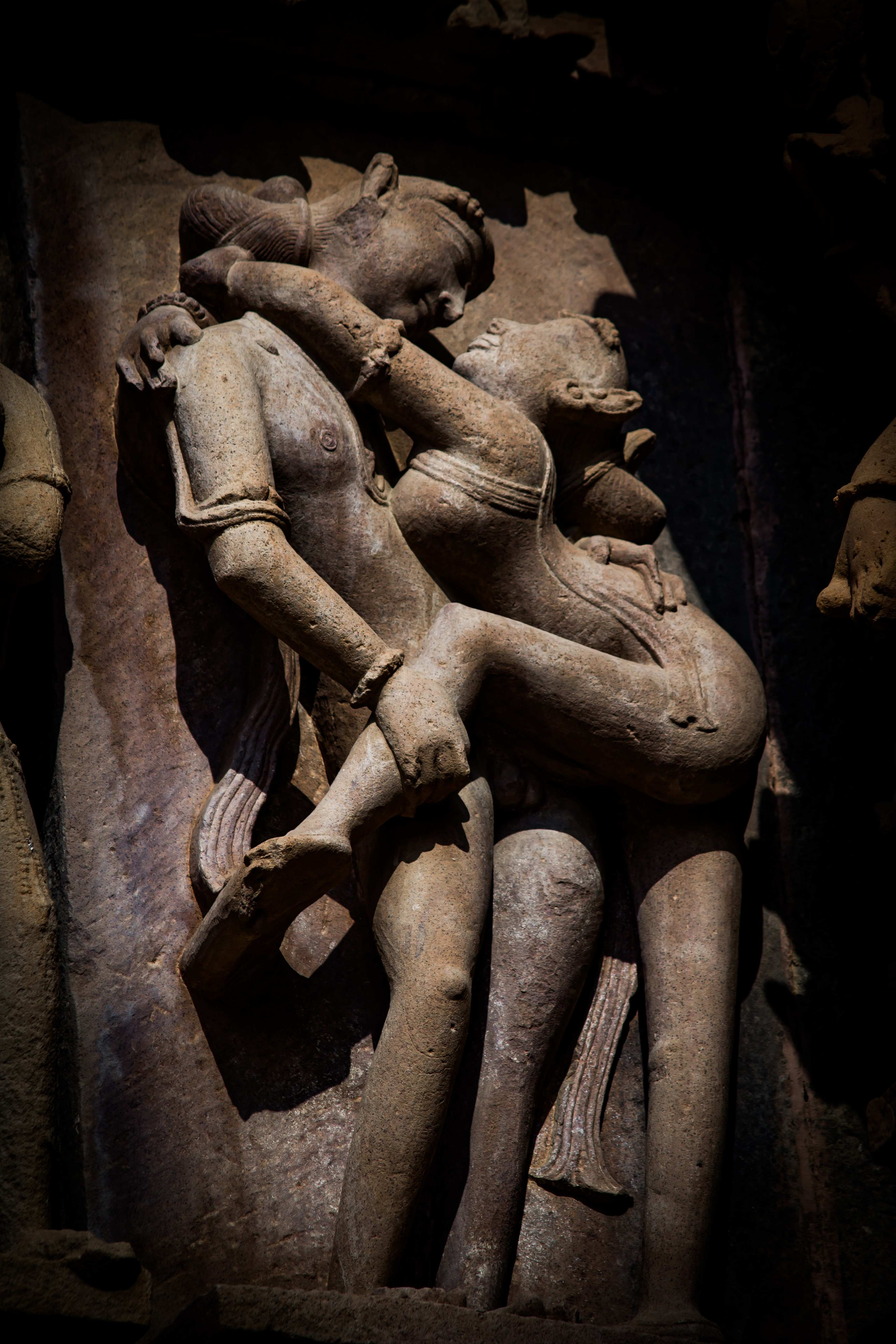 File Maithuna Couple on the Walls of Khajuraho Wikimedia mons