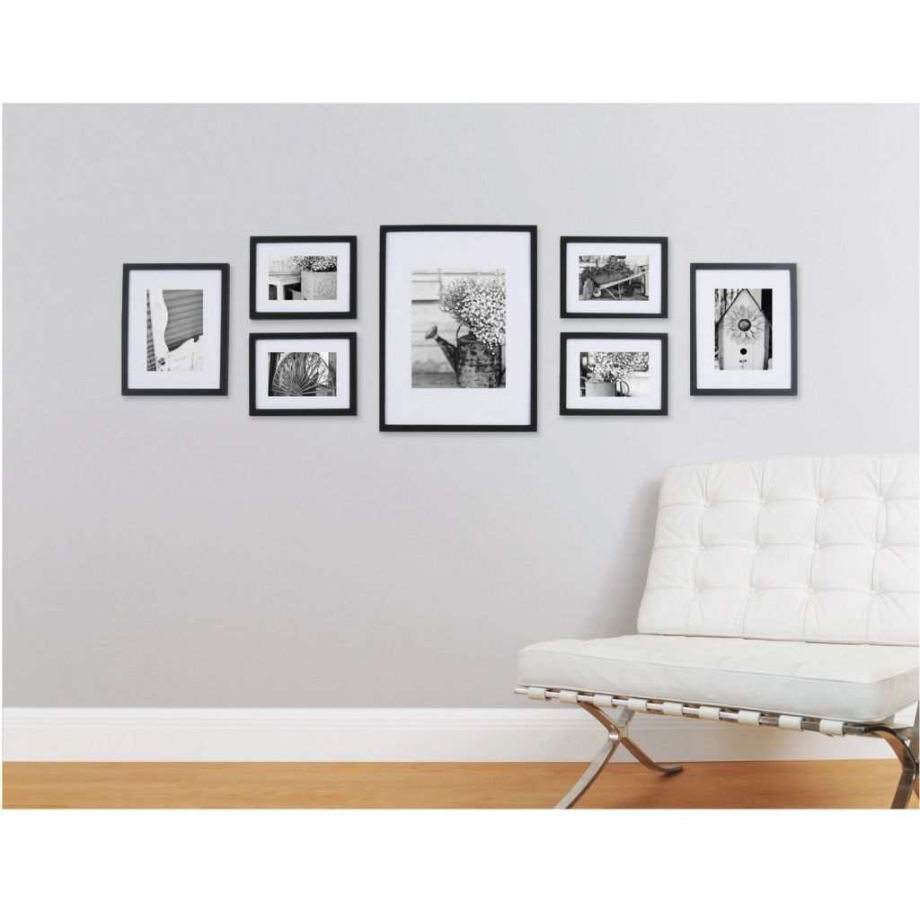 Picture Wall Gallery Frame Set Beautiful Pin by Meka On Home Pinterest