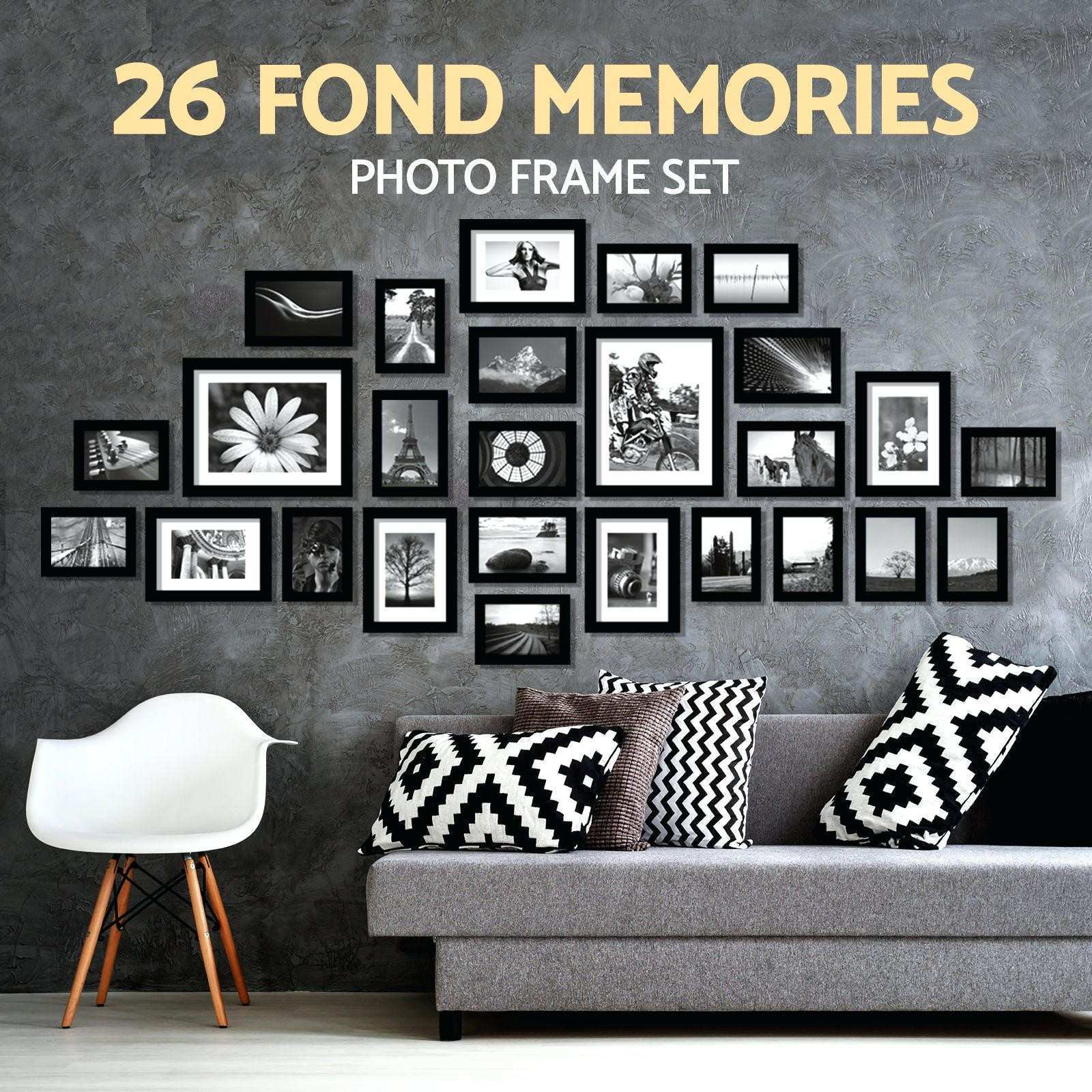 Picture Frame Set Digital Up Wall Gallery For Staircase