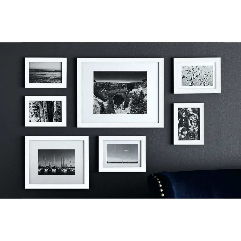 Free Download Image Elegant Picture Wall Gallery Frame Set 650650