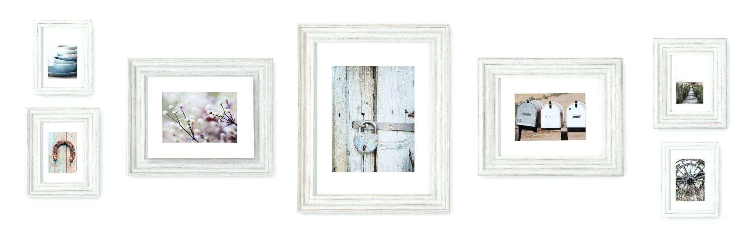 Picture Wall Gallery Frame Set New Picture Frame Set Setup Ideas ...