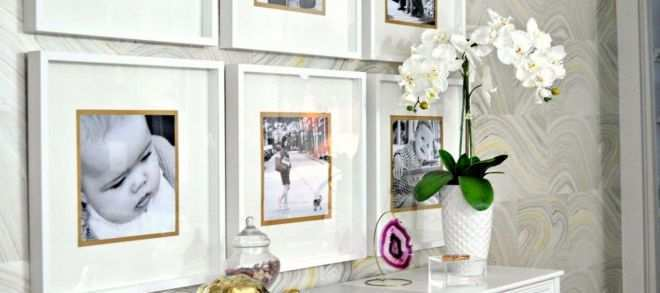 Picture Wall Gallery Frame Set Unique Gallery Wall Frames S Frame ...