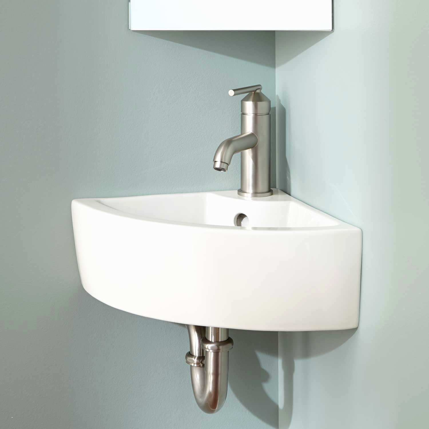 Very Small Bathroom Sinks Best Inspirational L Biscuit Wall Mount